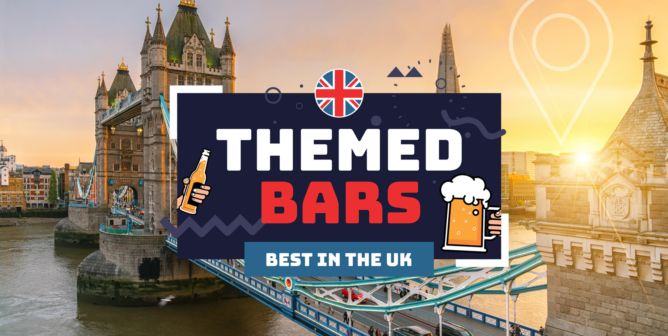 Best Themed Bars in the UK