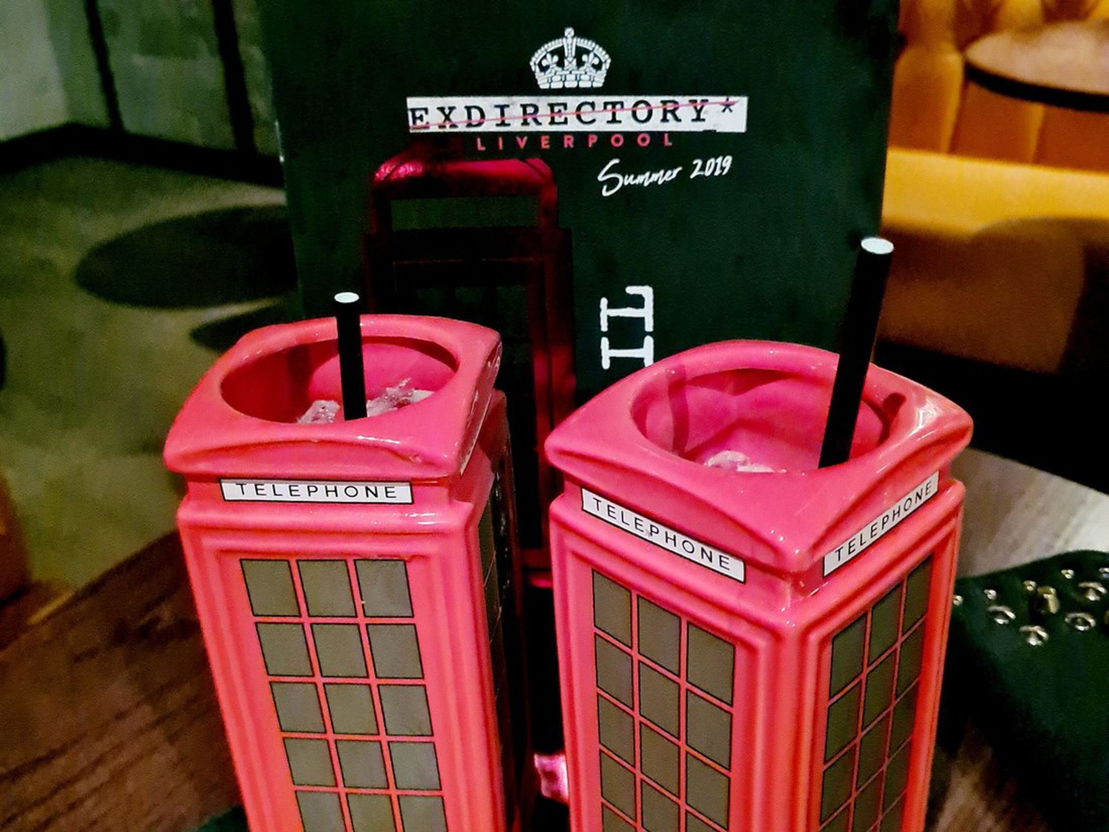 Best Themed Bars in the UK - Ex-Directory