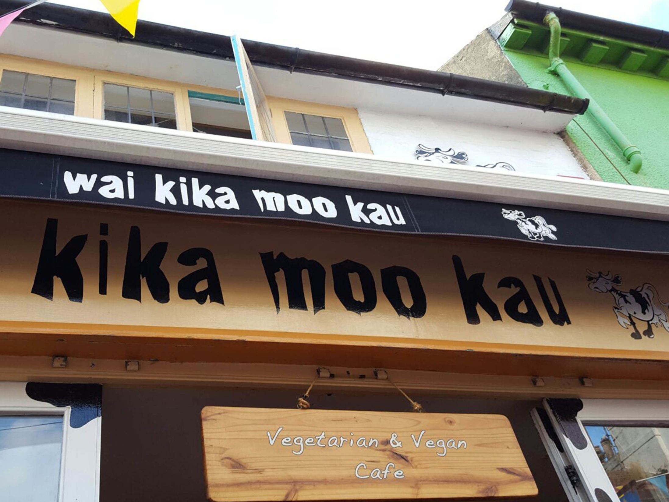 Best Vegan Restaurants in Brighton - Wai Kika Moo Kau
