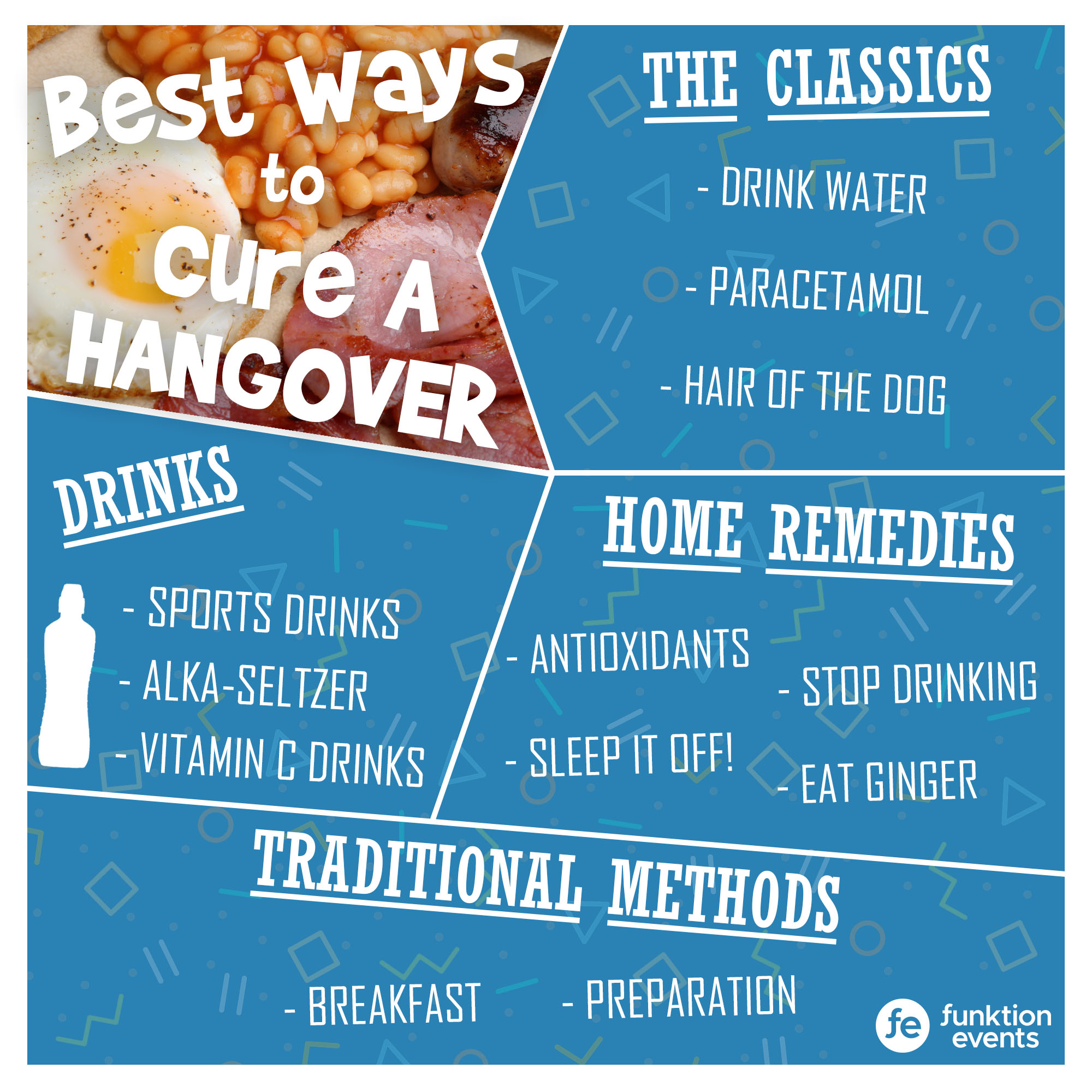 Best Ways to Cure a Hangover?