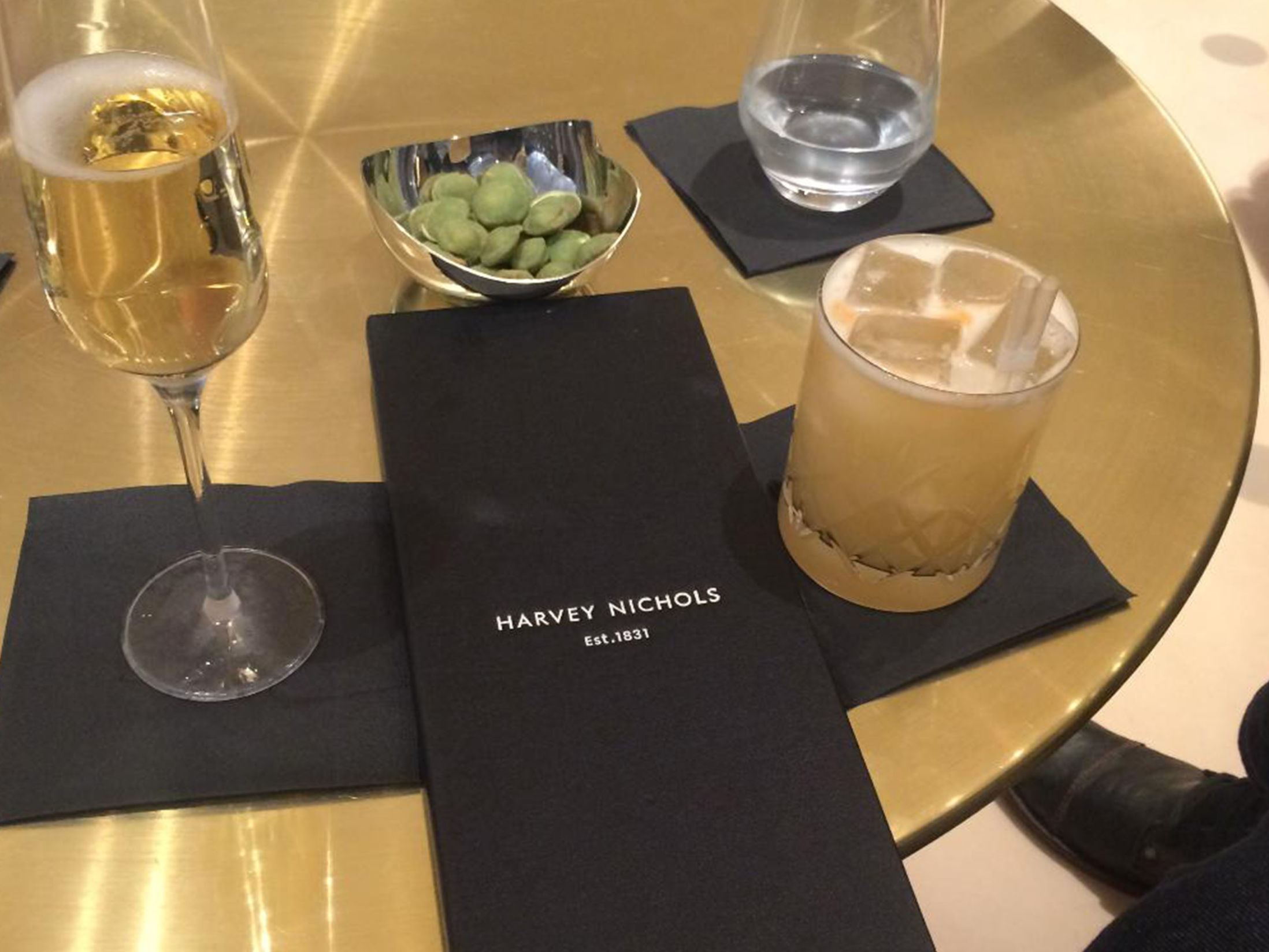 Birmingham Bars for a Working Lunch - Harvey Nichols Brasserie & Bar
