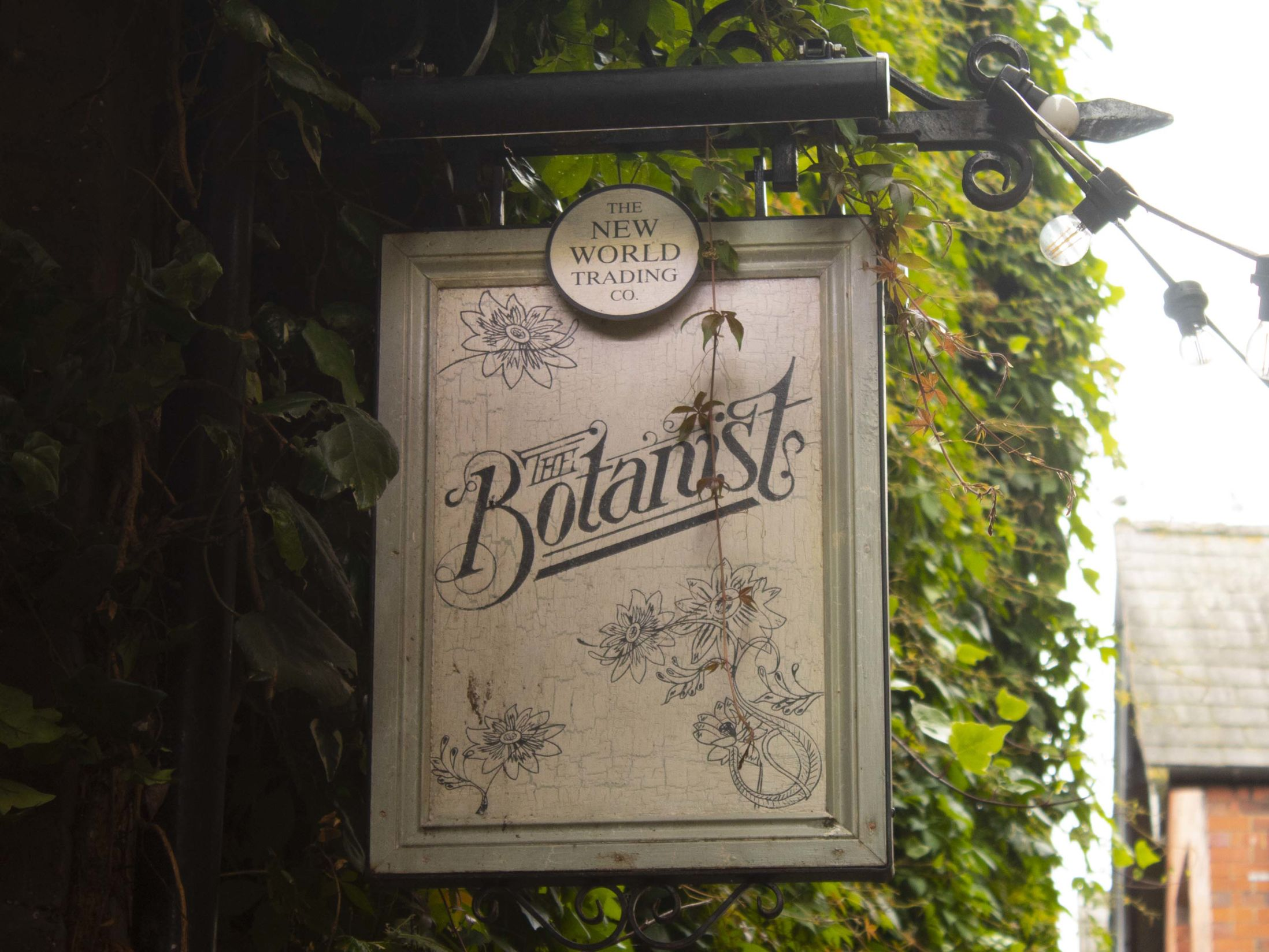 The Botanist - Best Bars in Chester