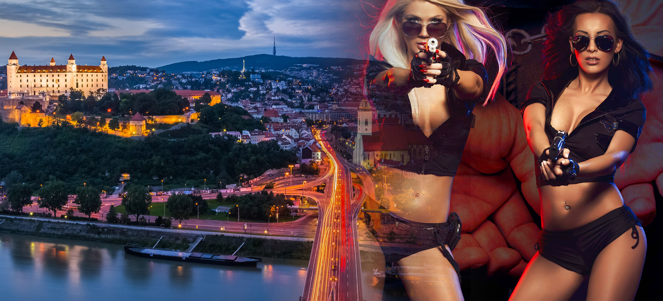 Best Places for Stag Do | Bratislava