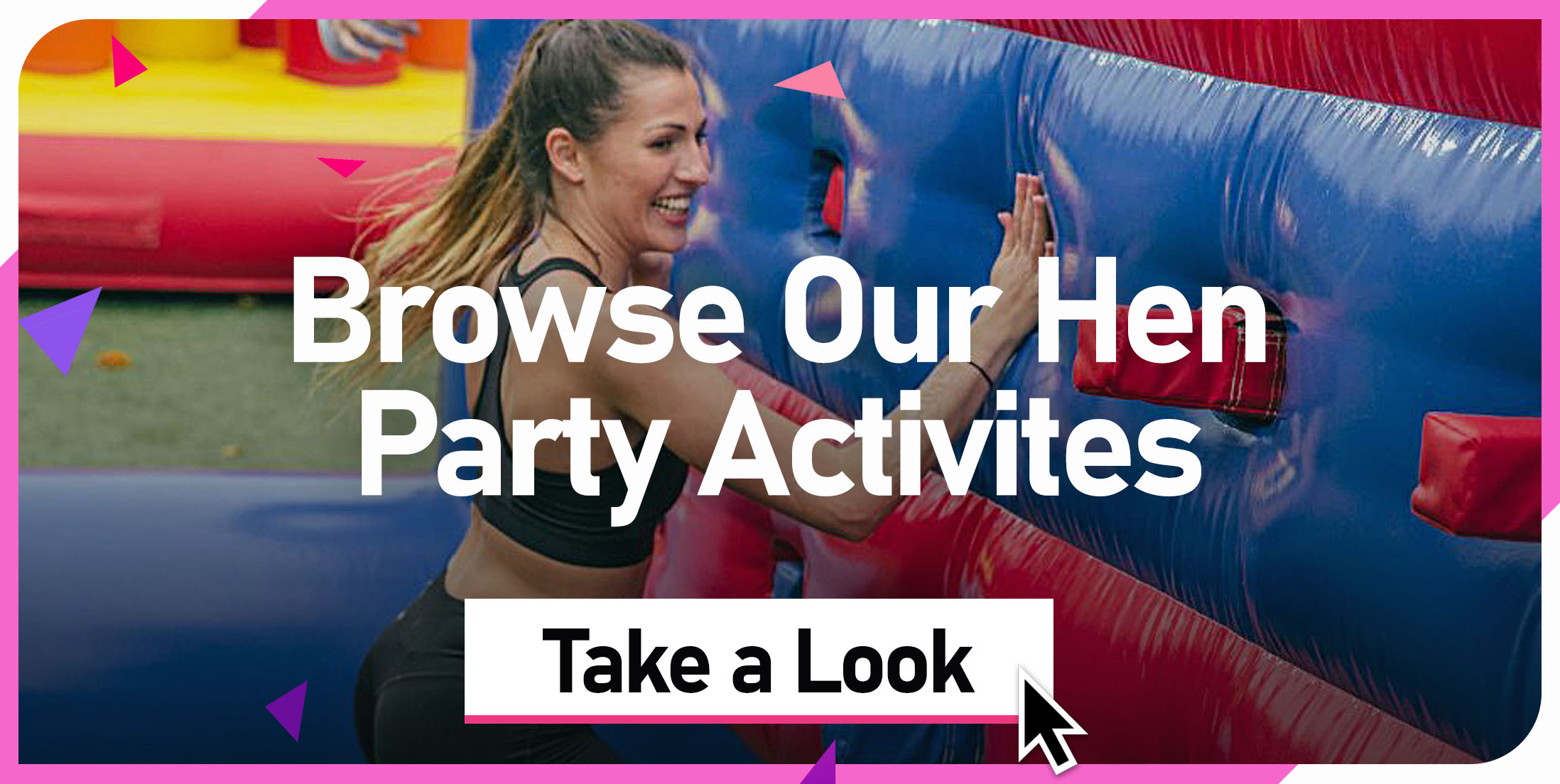 Browse Our Hen Party Activities