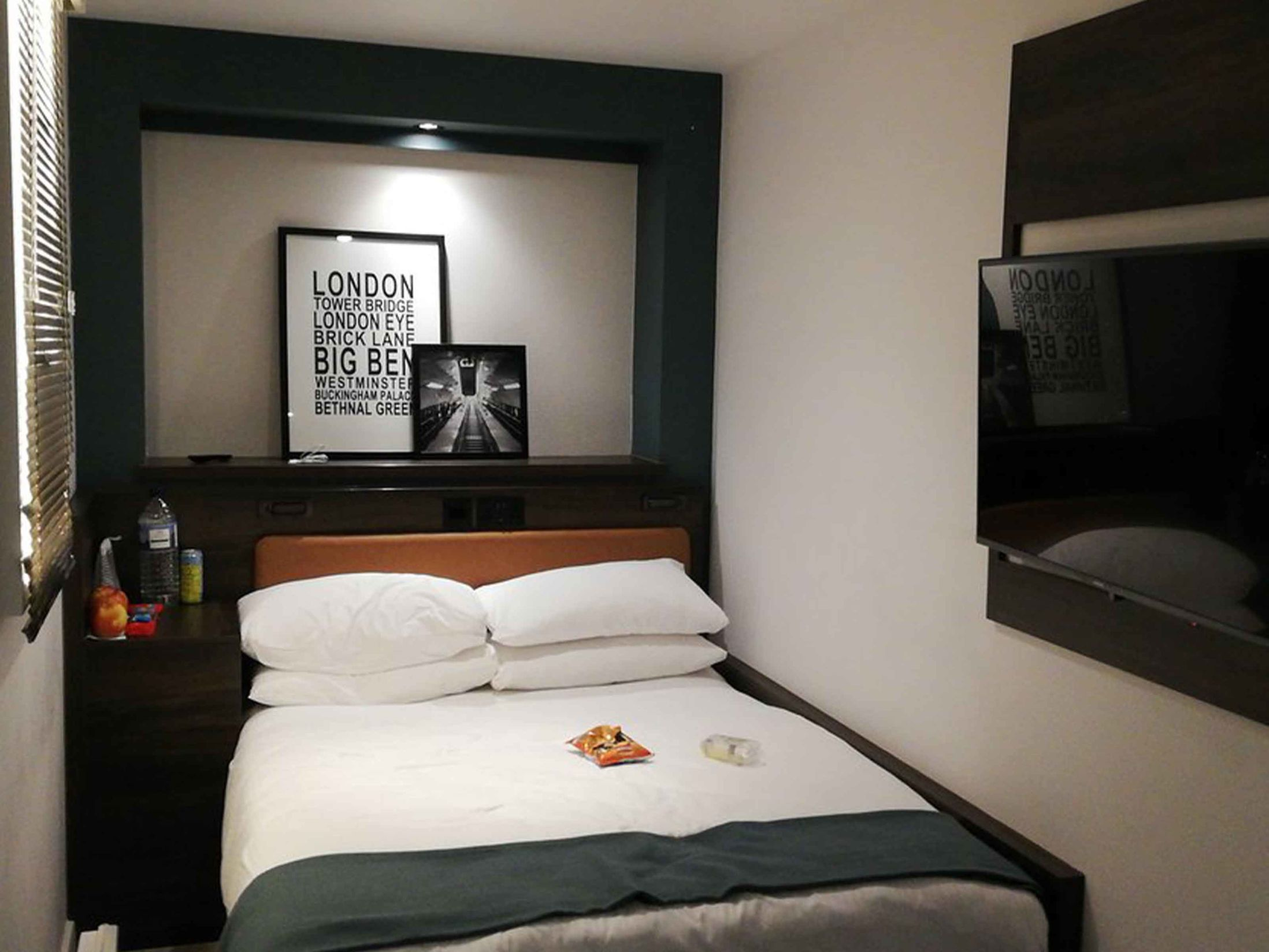 Cheap Hotels in London - The East London Hotel