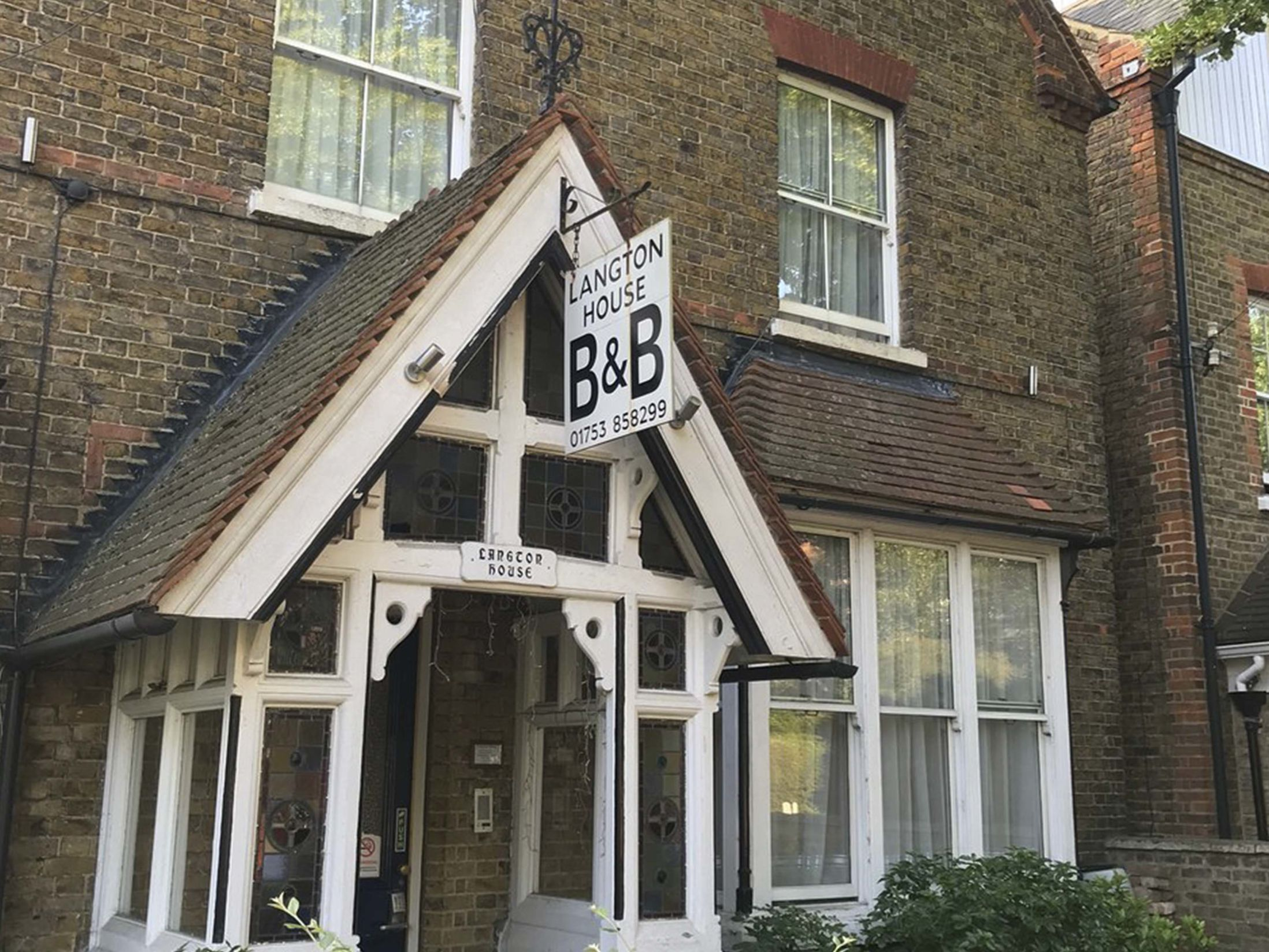 Cheap Hotels in Windsor - Langton House B&B