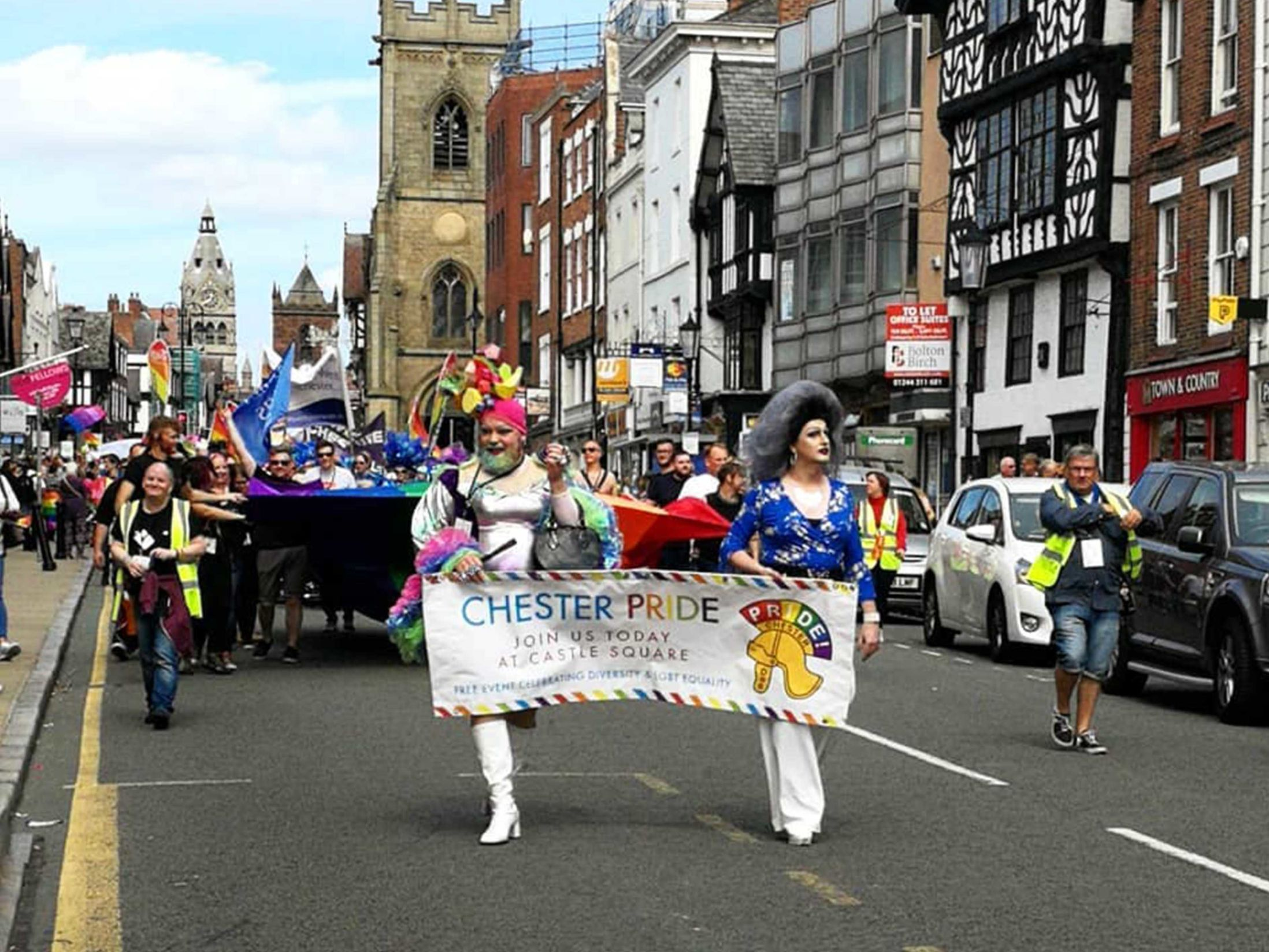 Chester Events Taking Place - Pride in Chester