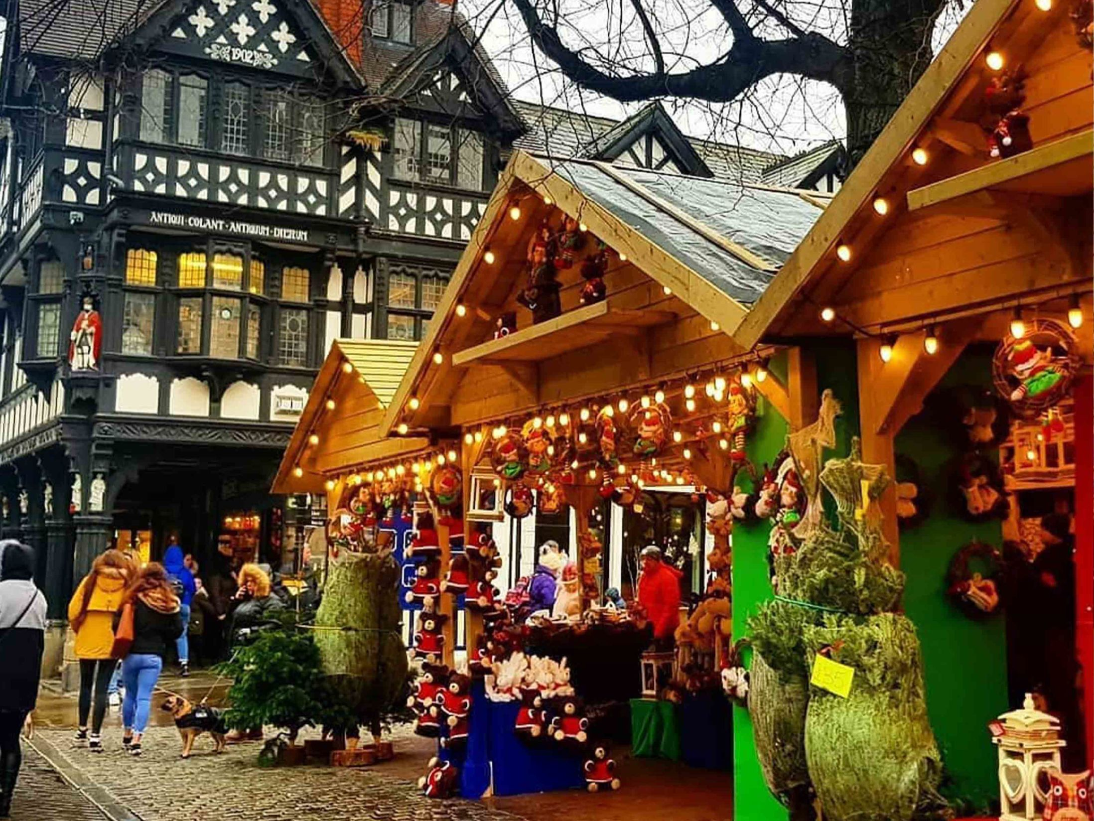 Chester Events Taking Place - Christmas Markets