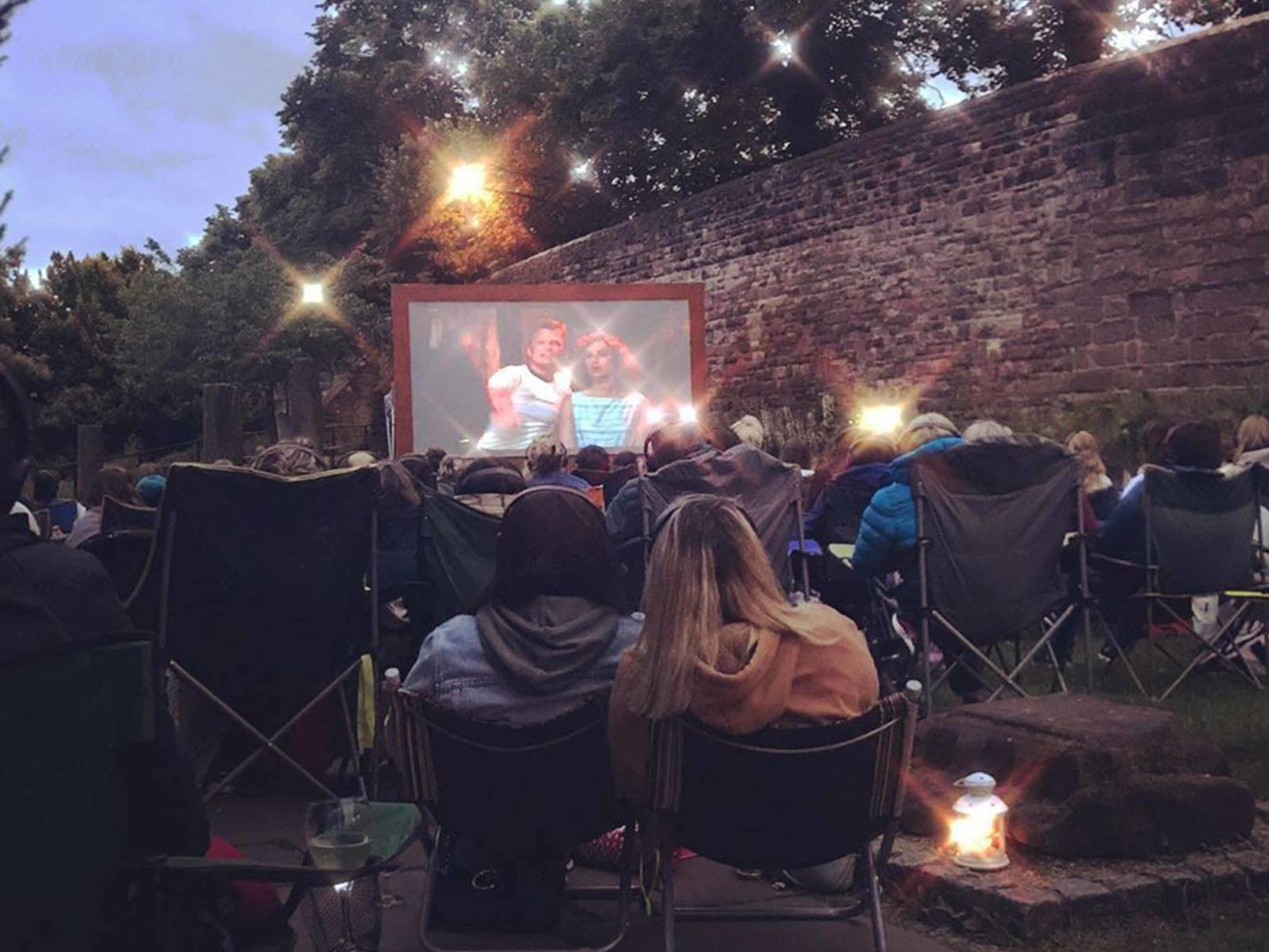 Chester Events Taking Place - Moonlight Flicks