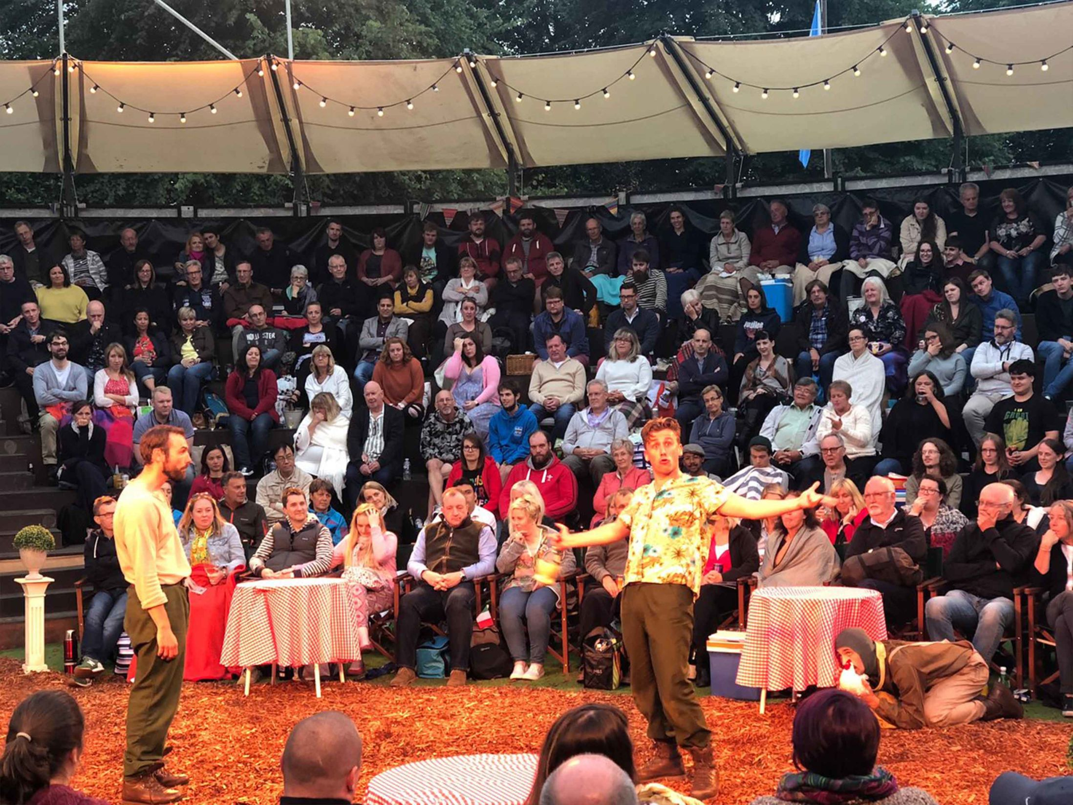 Chester Events Taking Place - Open Air Theatre