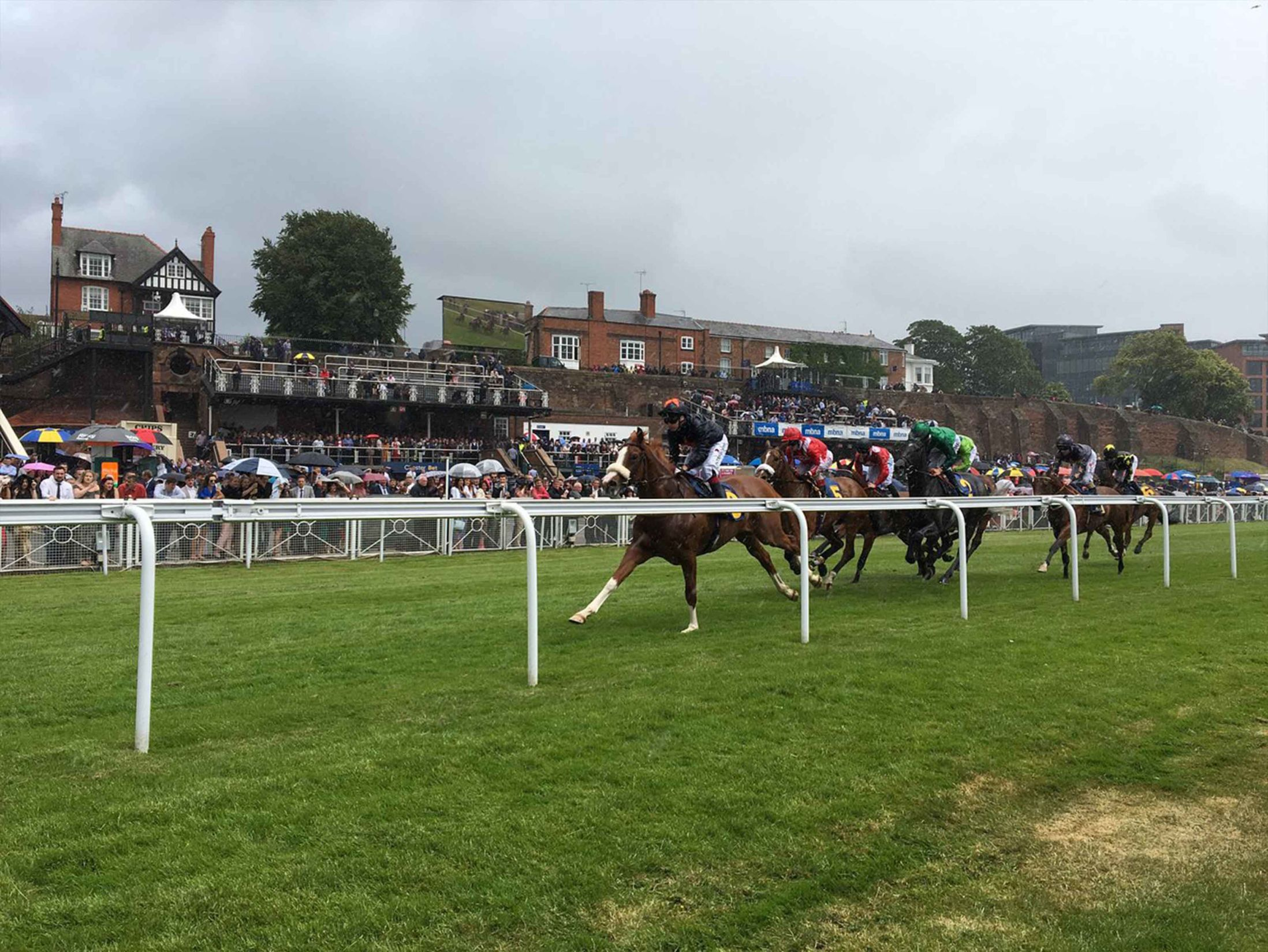 Chester Events Taking Place - Racecourse