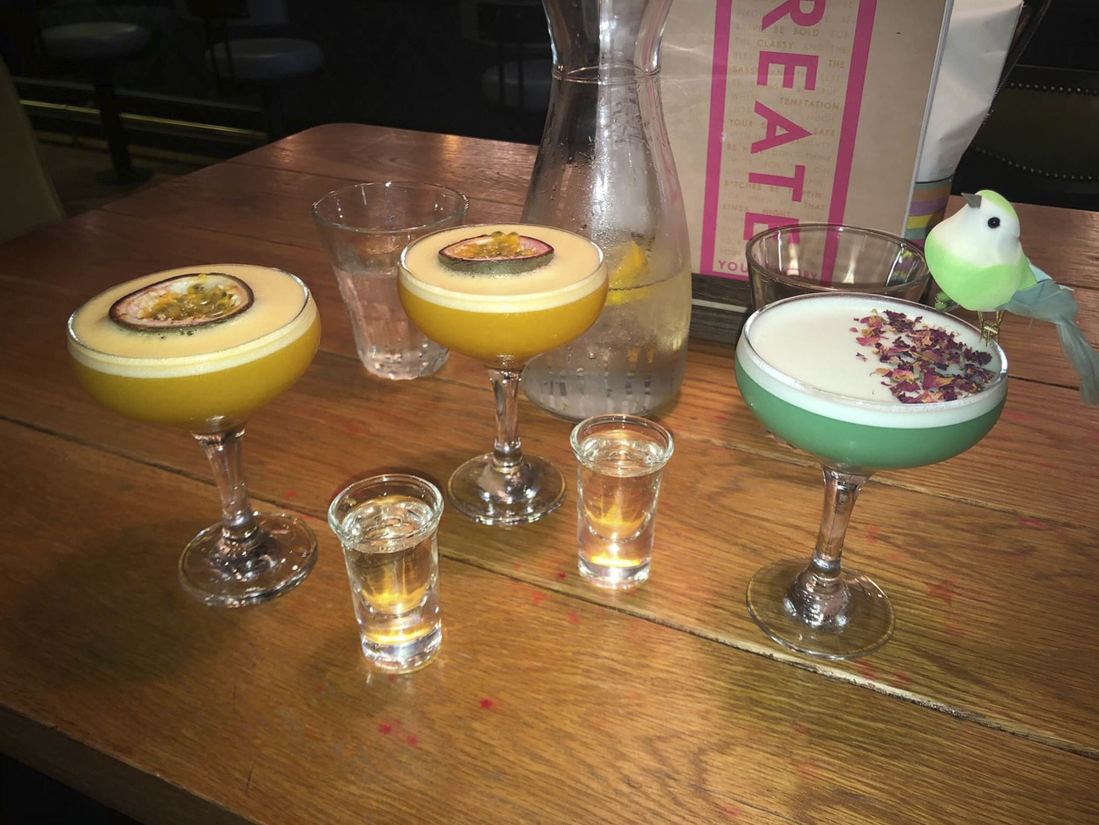 Cocktail Bars in Cardiff - Revolution Cardiff