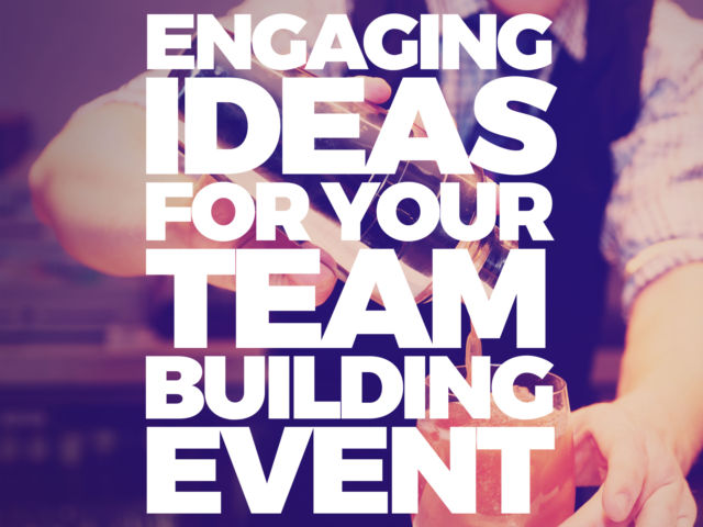 Engaging Ideas for Your Team Building Event