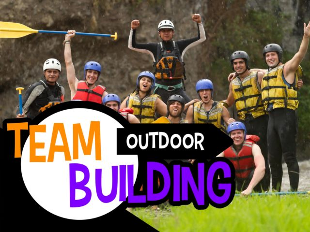 Enjoy Your Teambuilding Outdoors