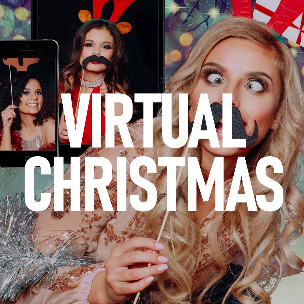 Virtual Christmas Parties