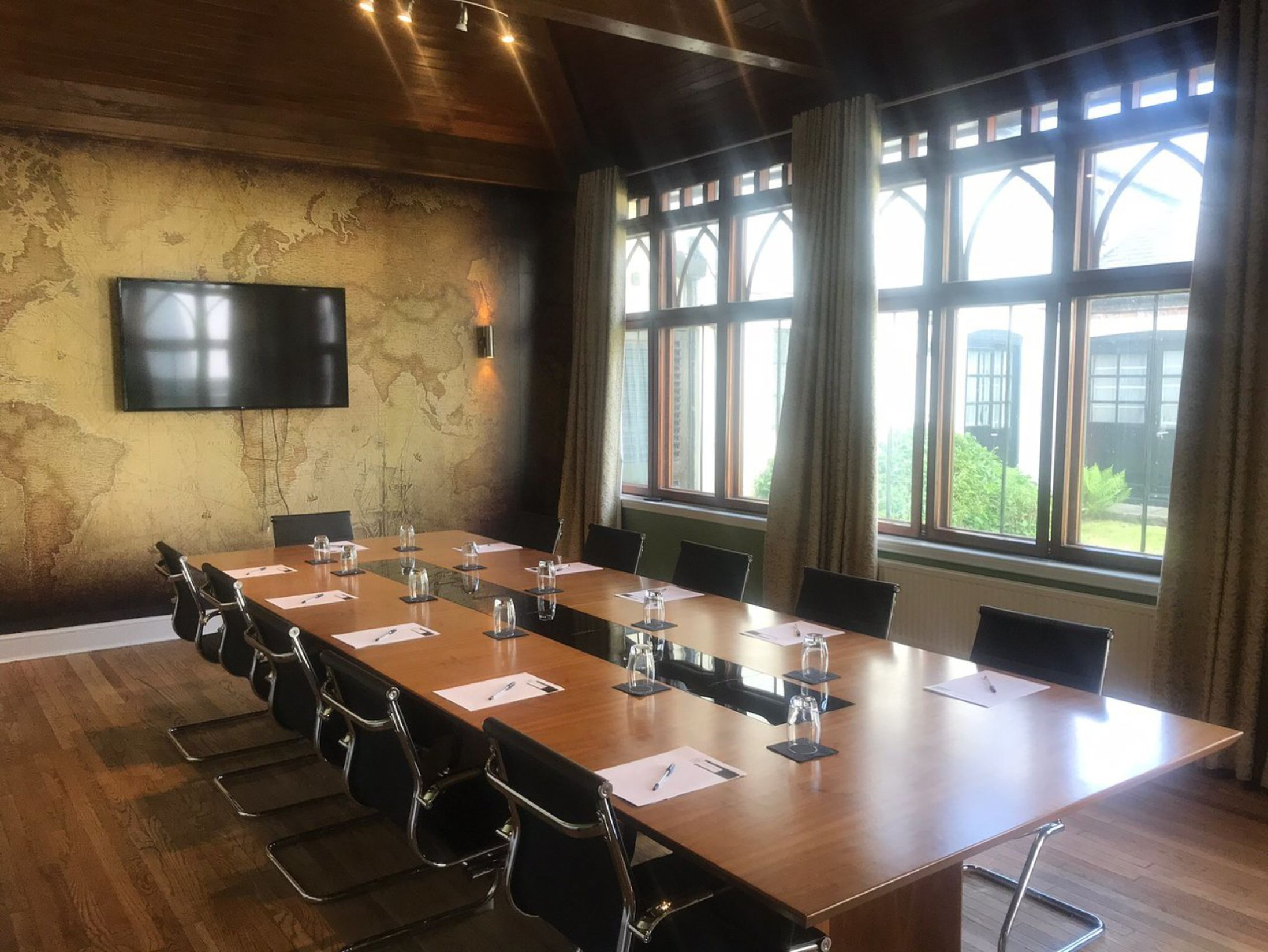 Great Meeting Rooms in Chester - Crabwall Manor Hotel
