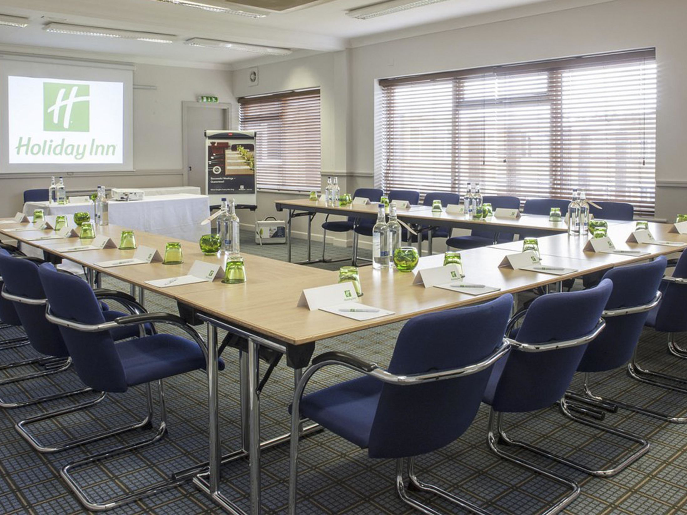 Great Meeting Rooms in Chester - Holiday Inn Chester South