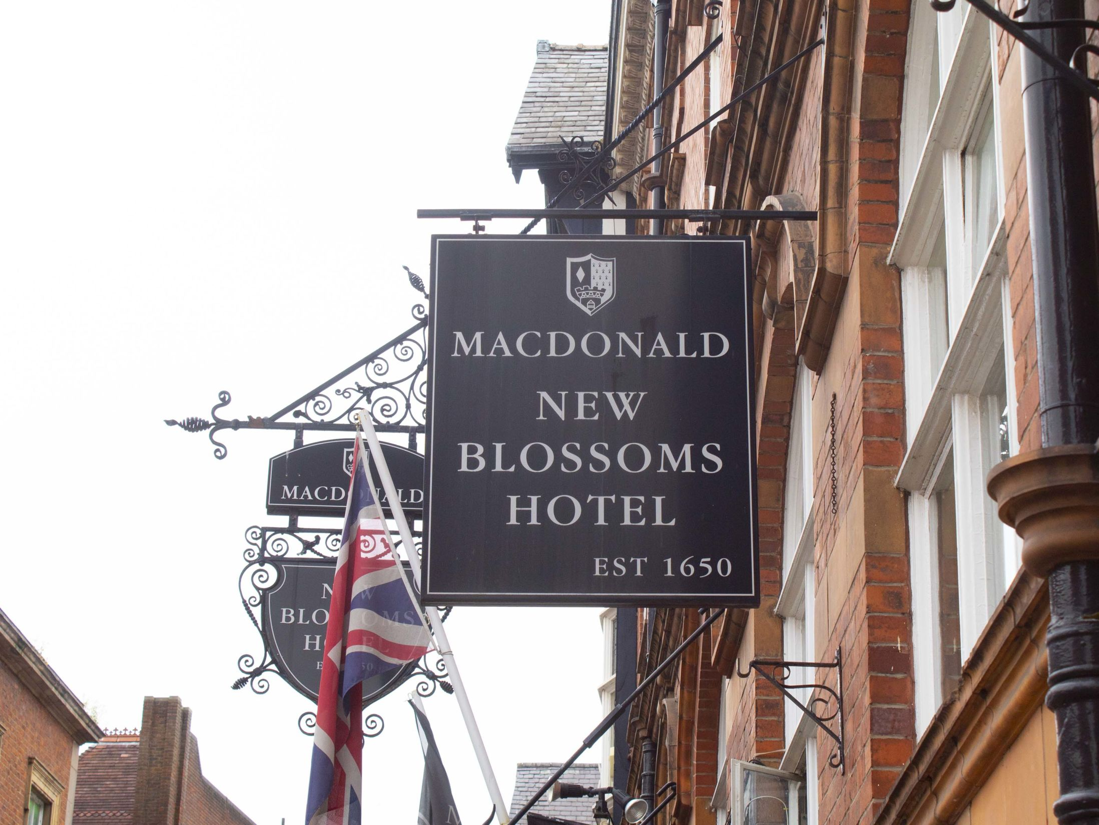 Great Meeting Rooms in Chester - MacDonald New Blossoms Hotel