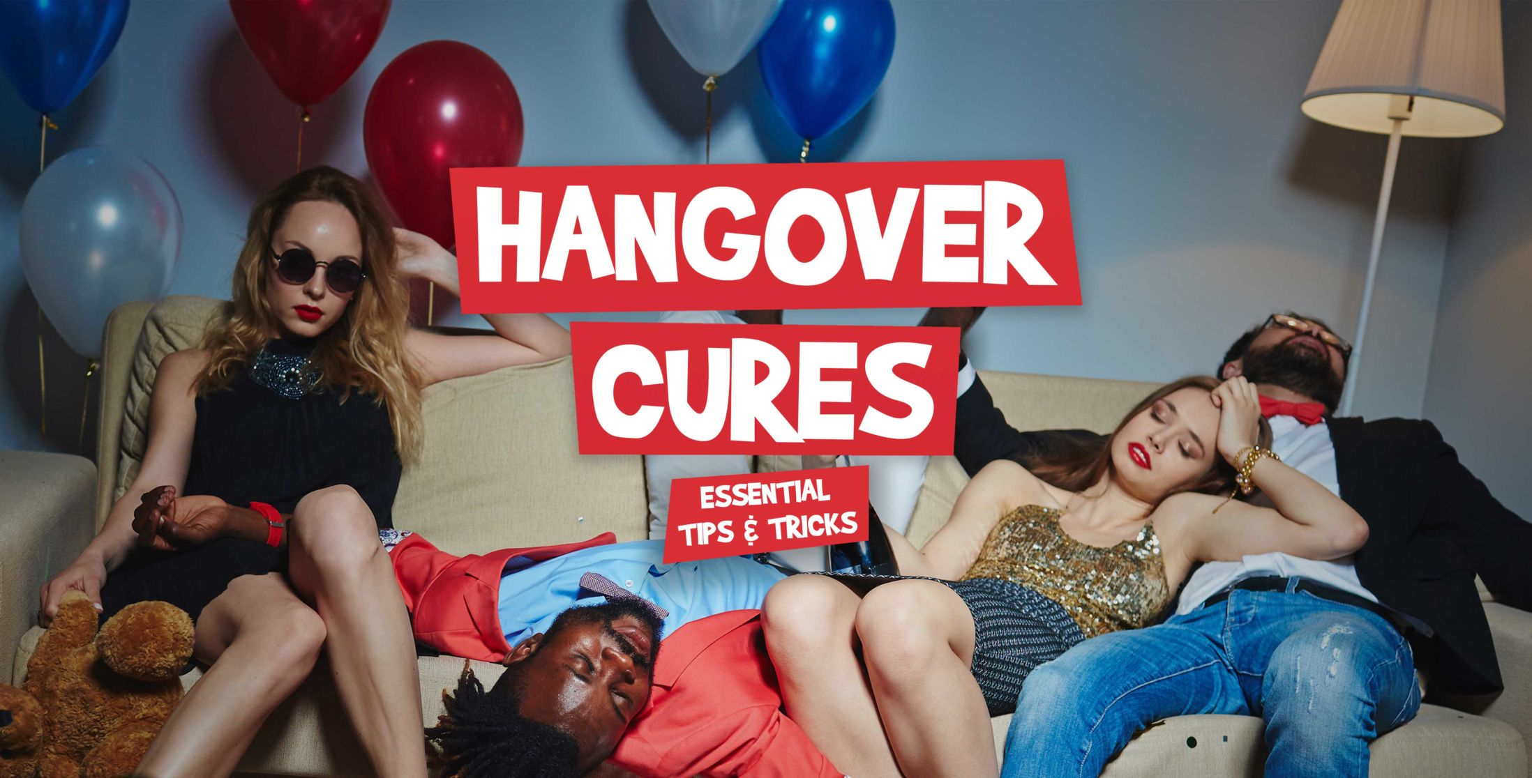 New Year Hangover Cures