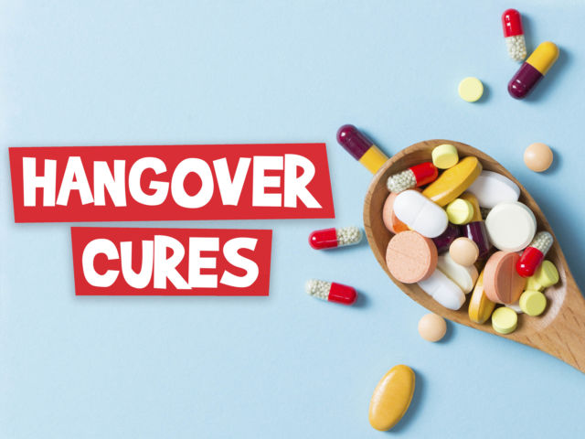 Best Ways to Cure a Hangover