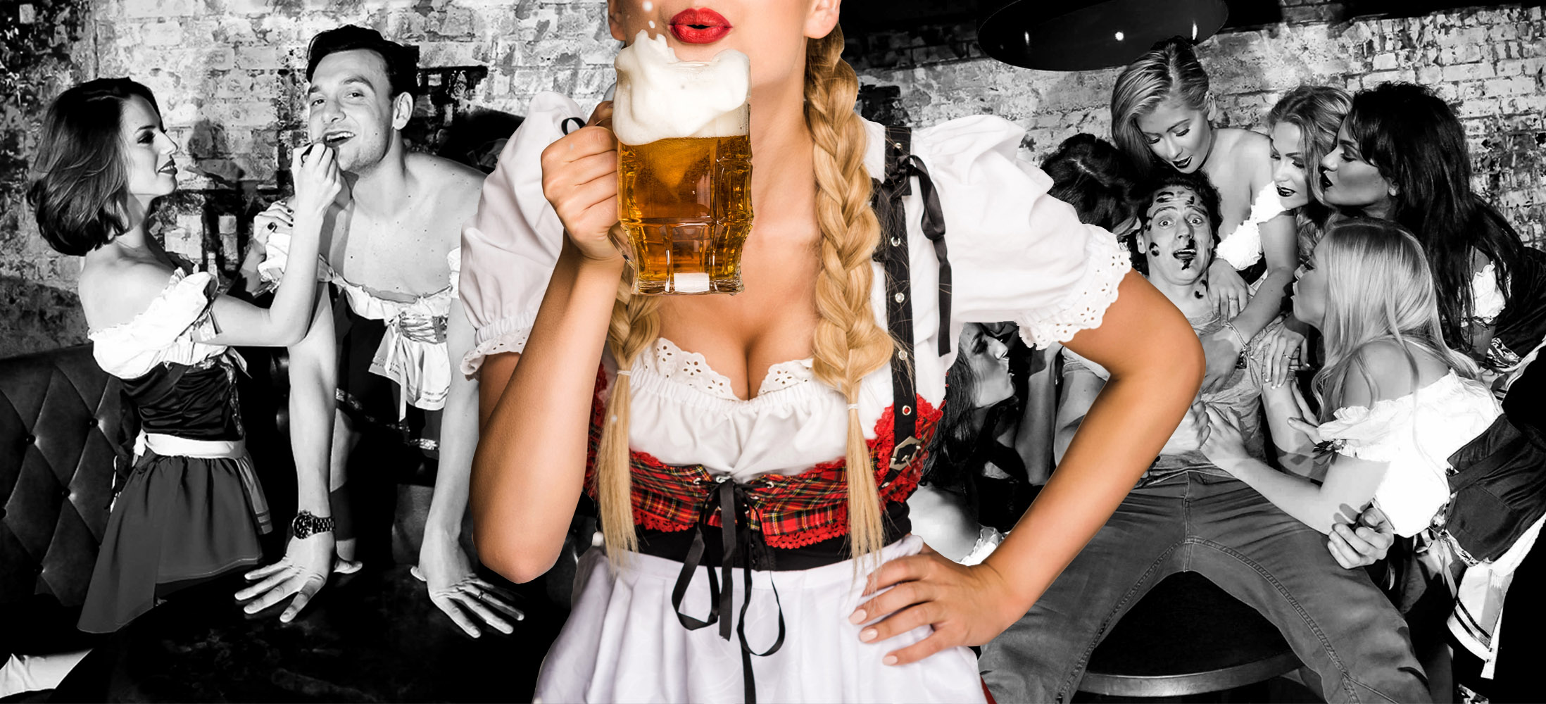 Hard to Please Grooms - Beer Babes