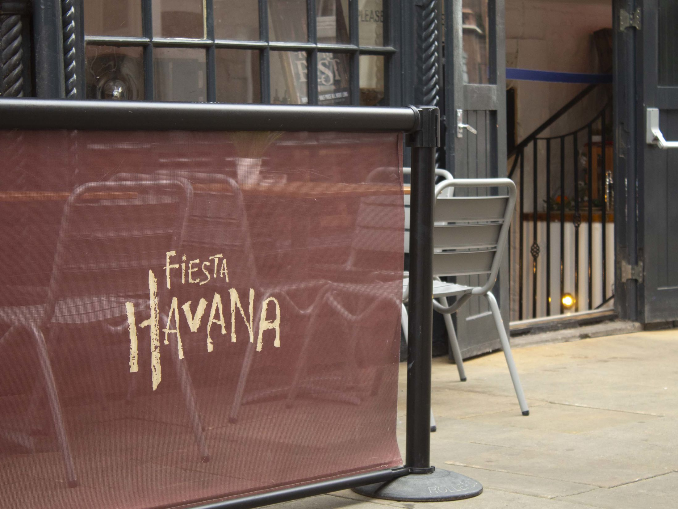 Fiesta Havana Cocktail & Tapas Bar - Best Bars in Chester