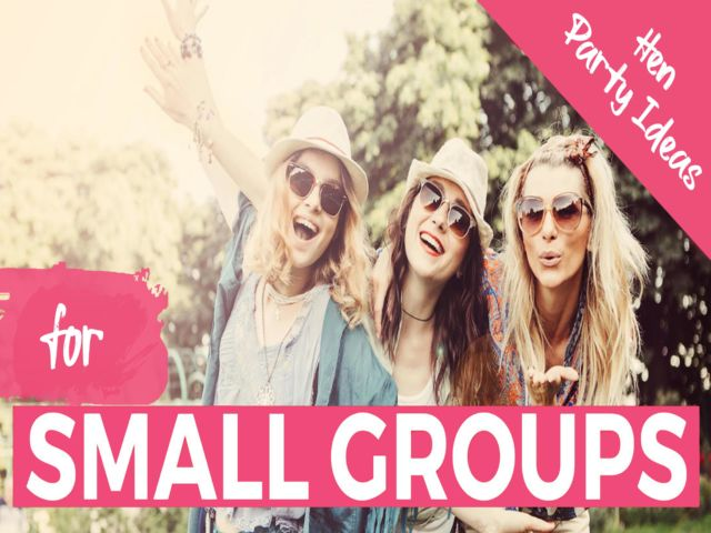 Hen Ideas for Big & Small Groups