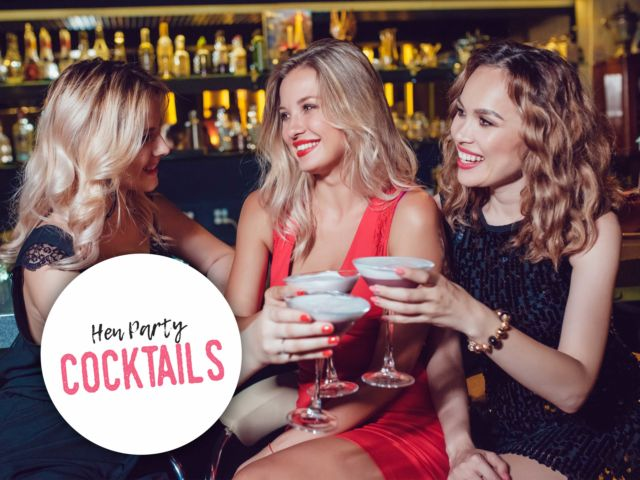 Hen Party Cocktails