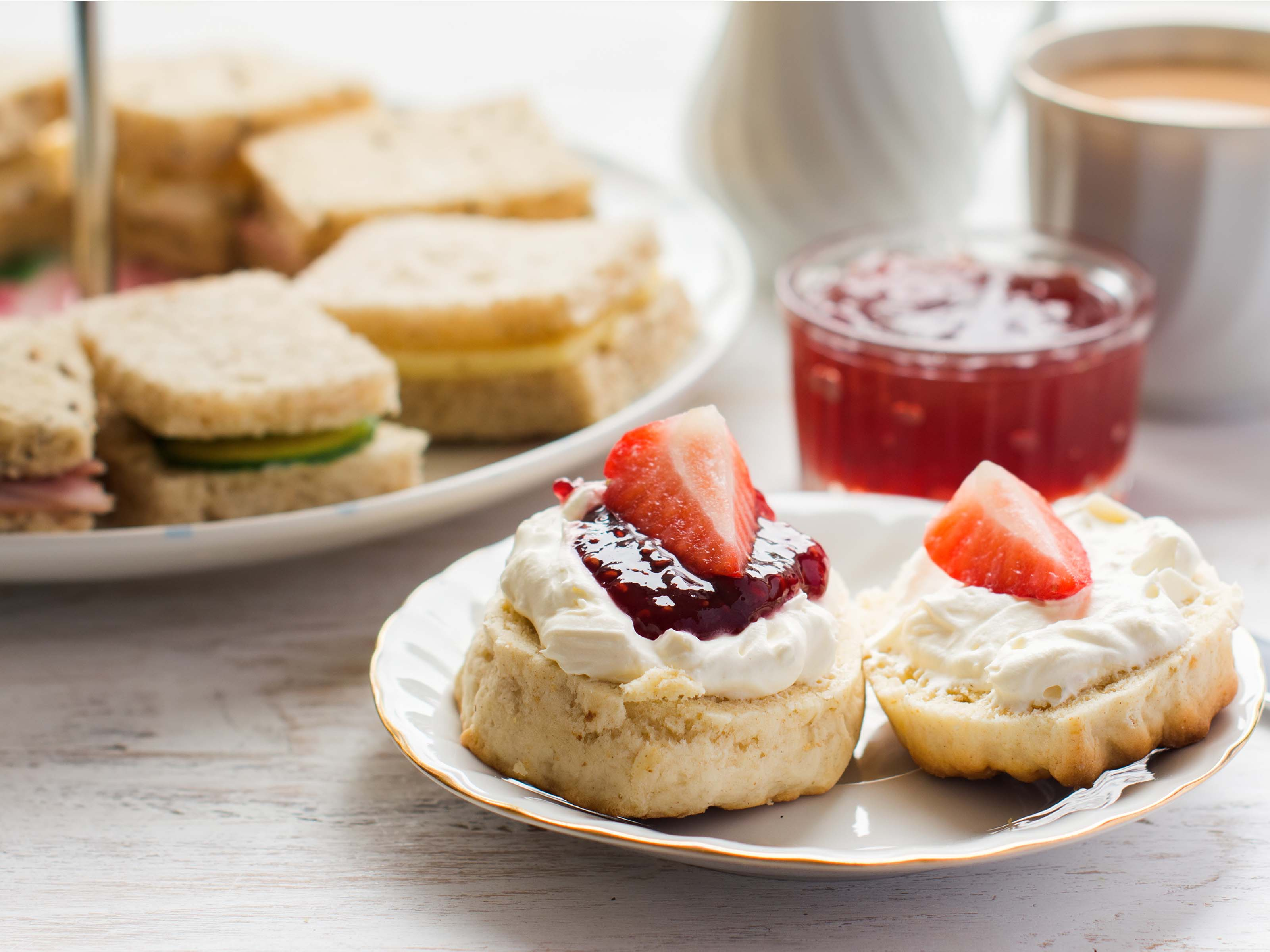Hen Party Ideas for Pregnant Brides Afternoon Tea