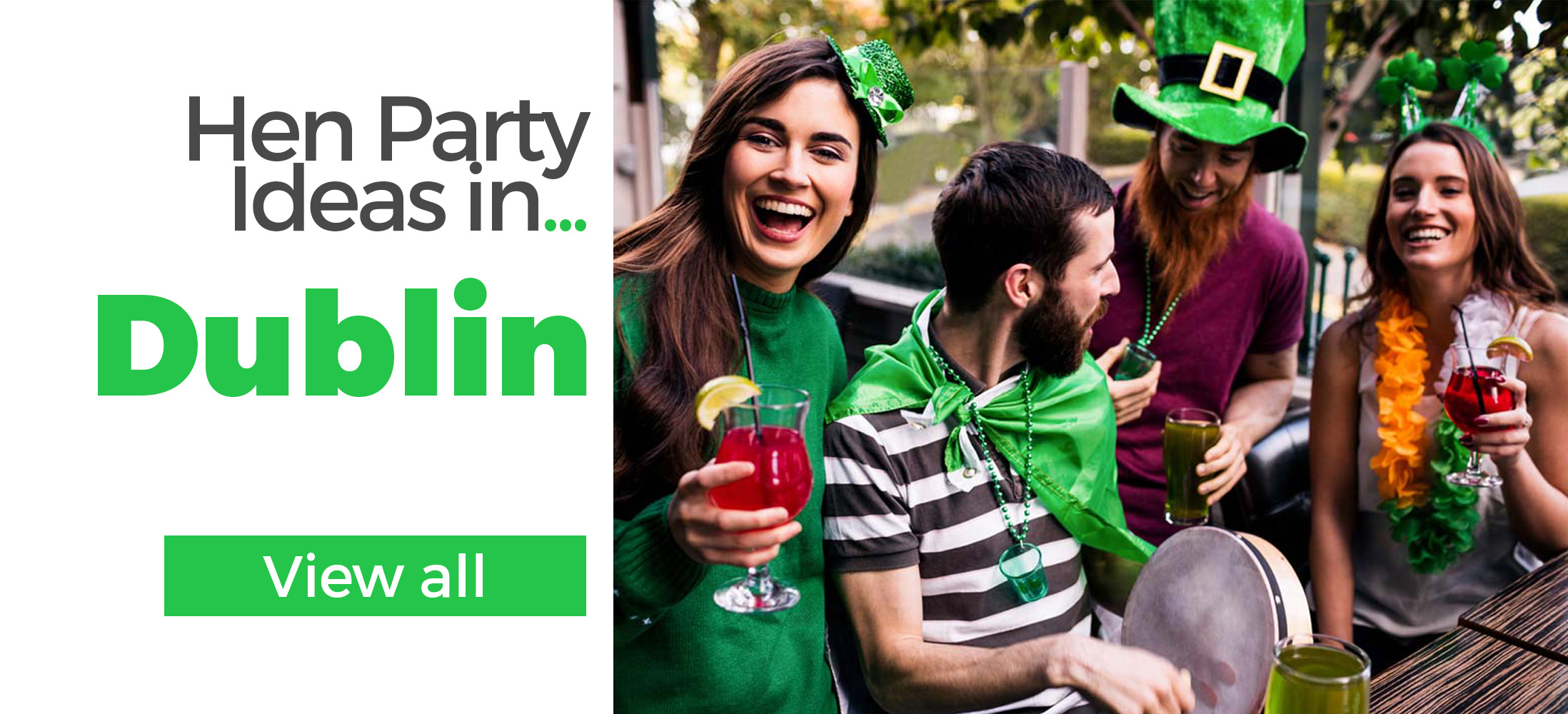 Hen Party Ideas in Dublin