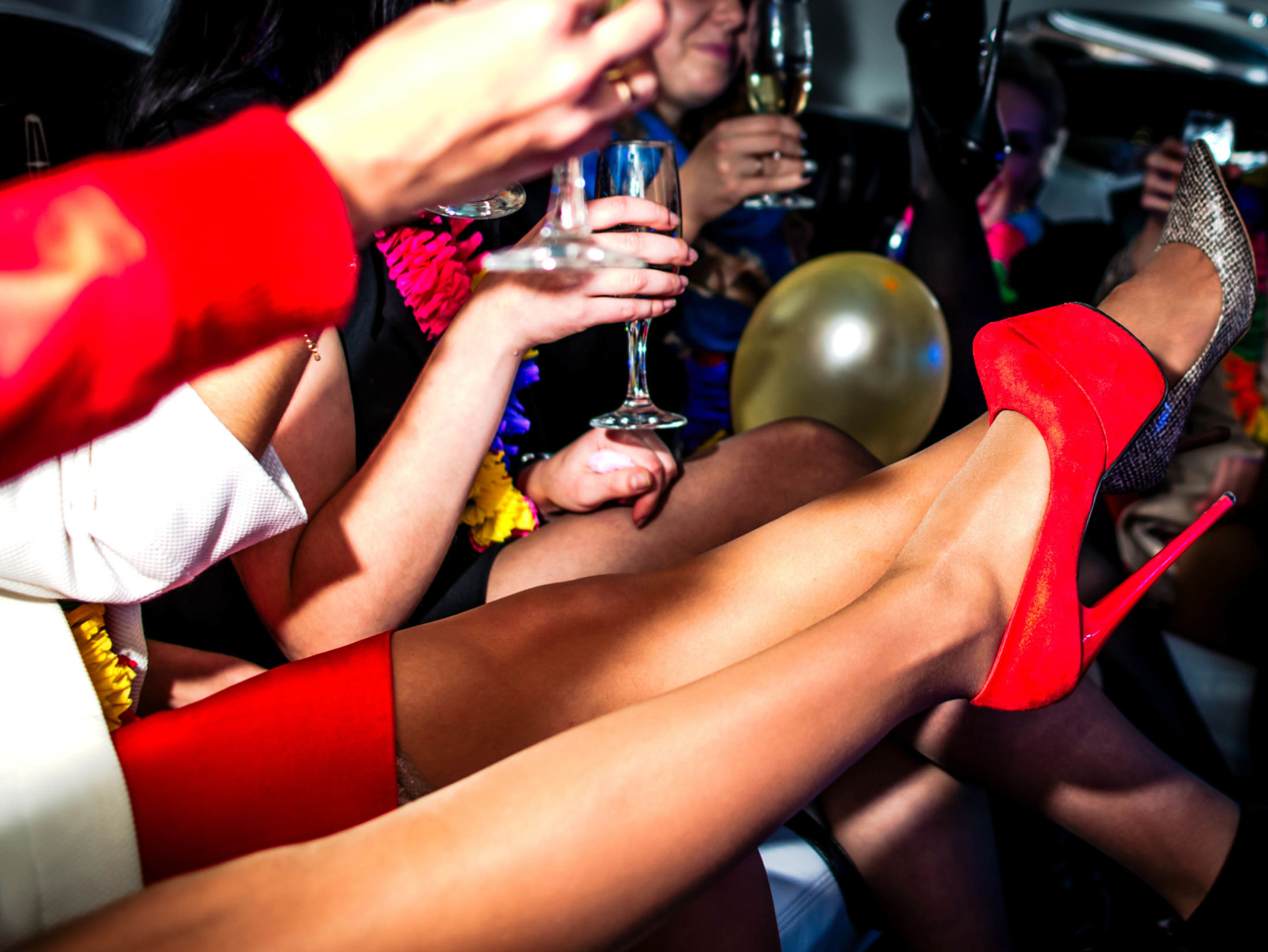 The Bristol Hen Party Guide - Nightlife