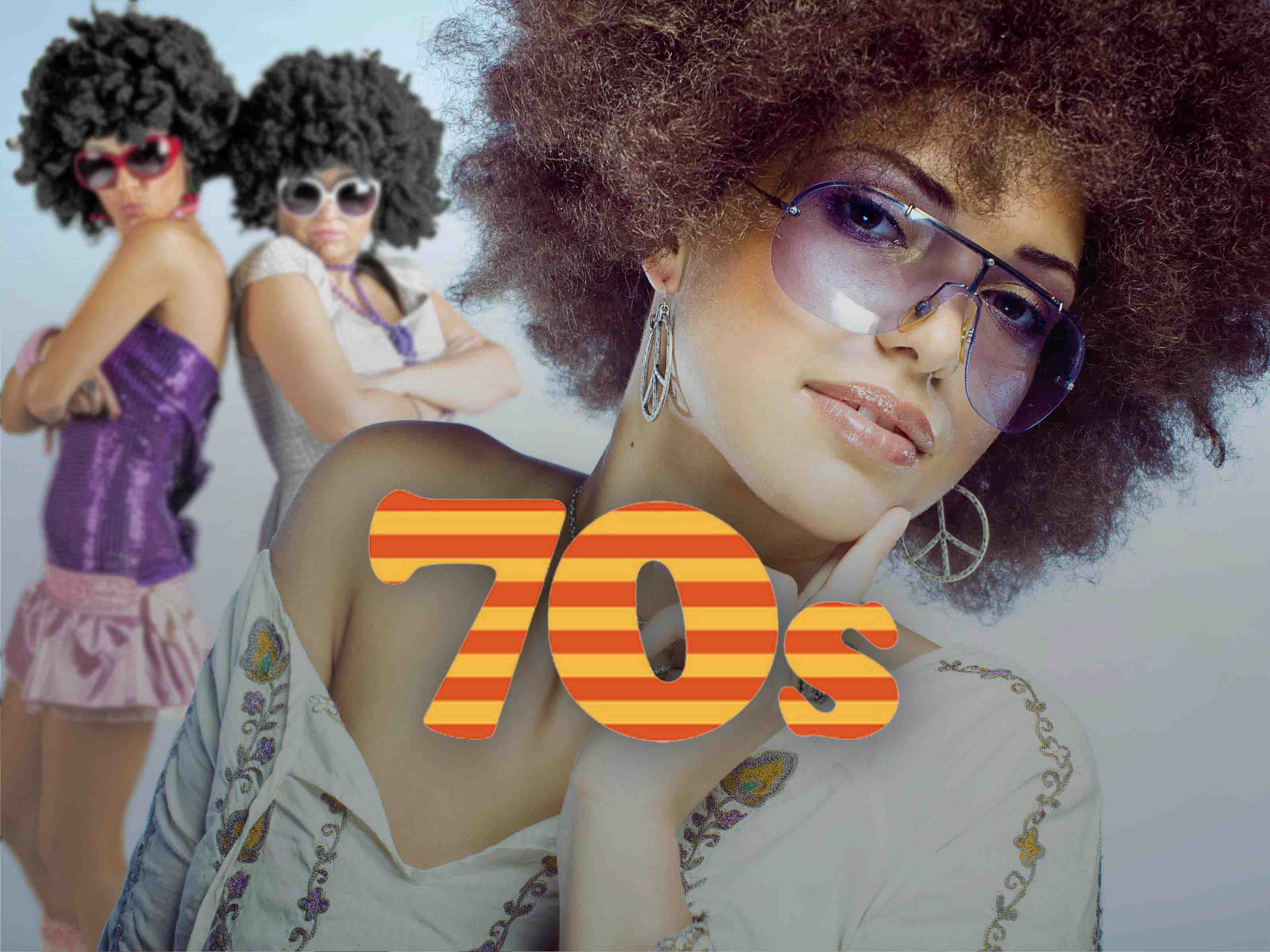 Hen Party Themes - 70s