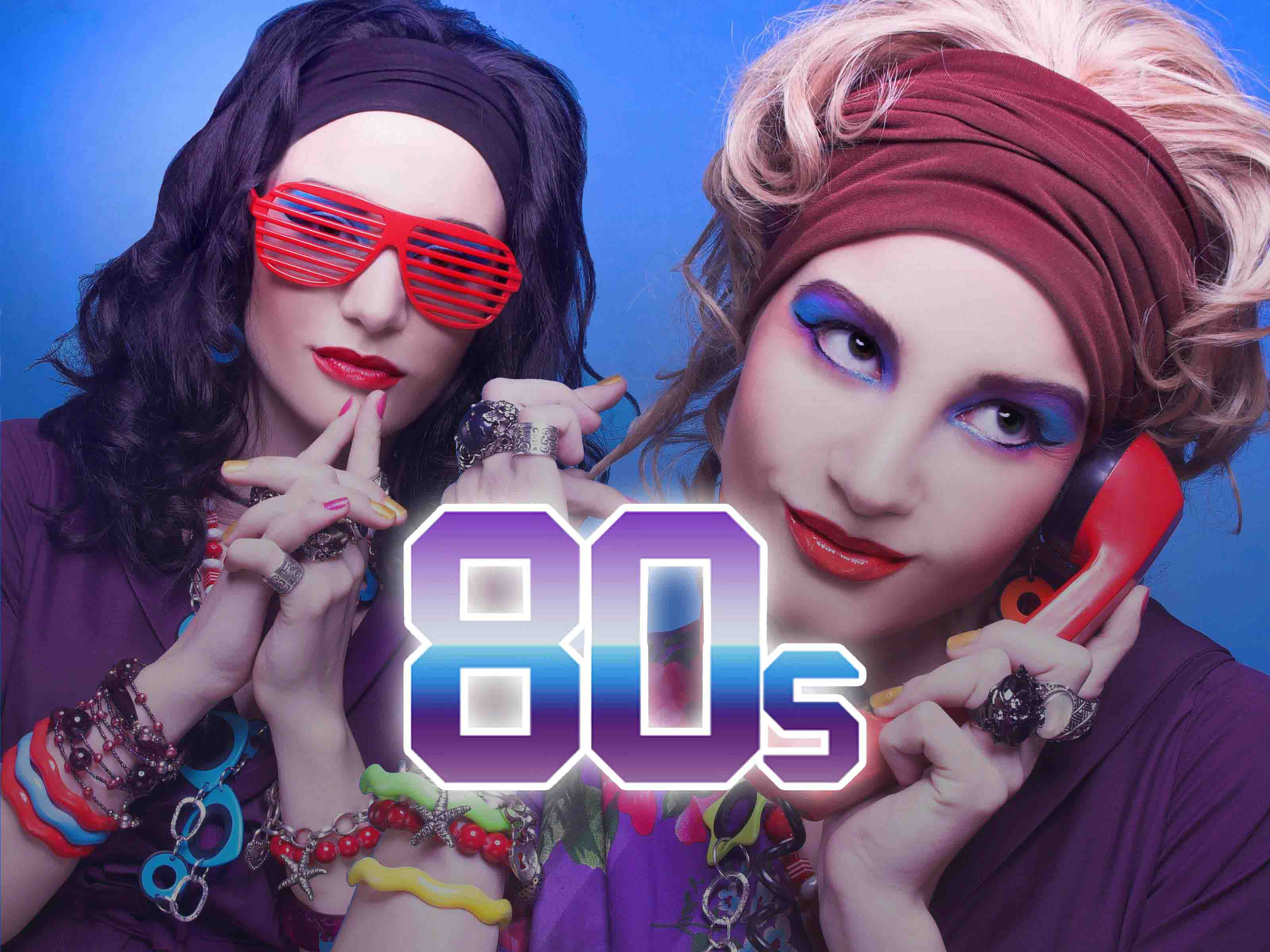 Hen Party Themes - 80s