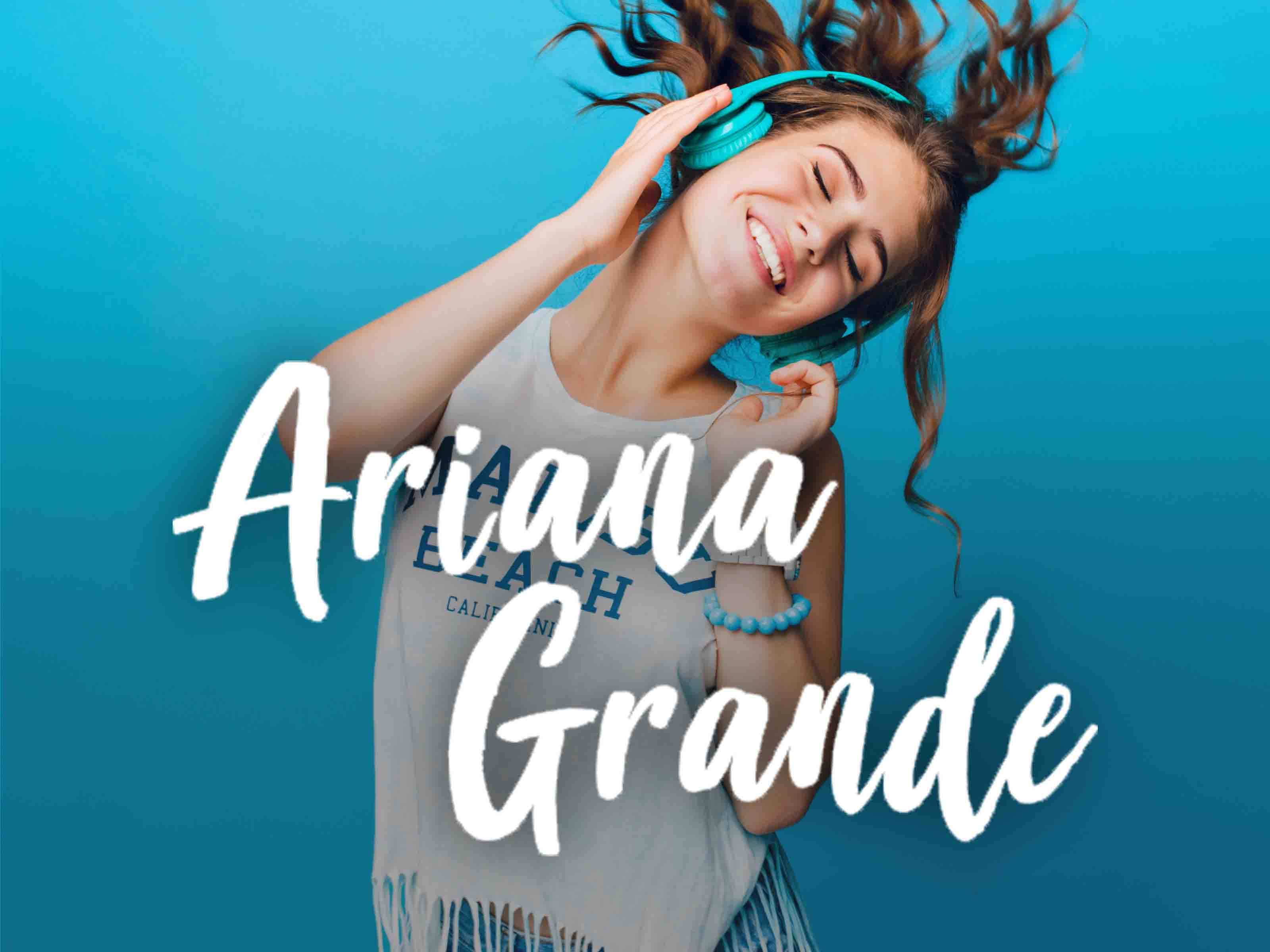Hen Party Themes - Ariana Grande