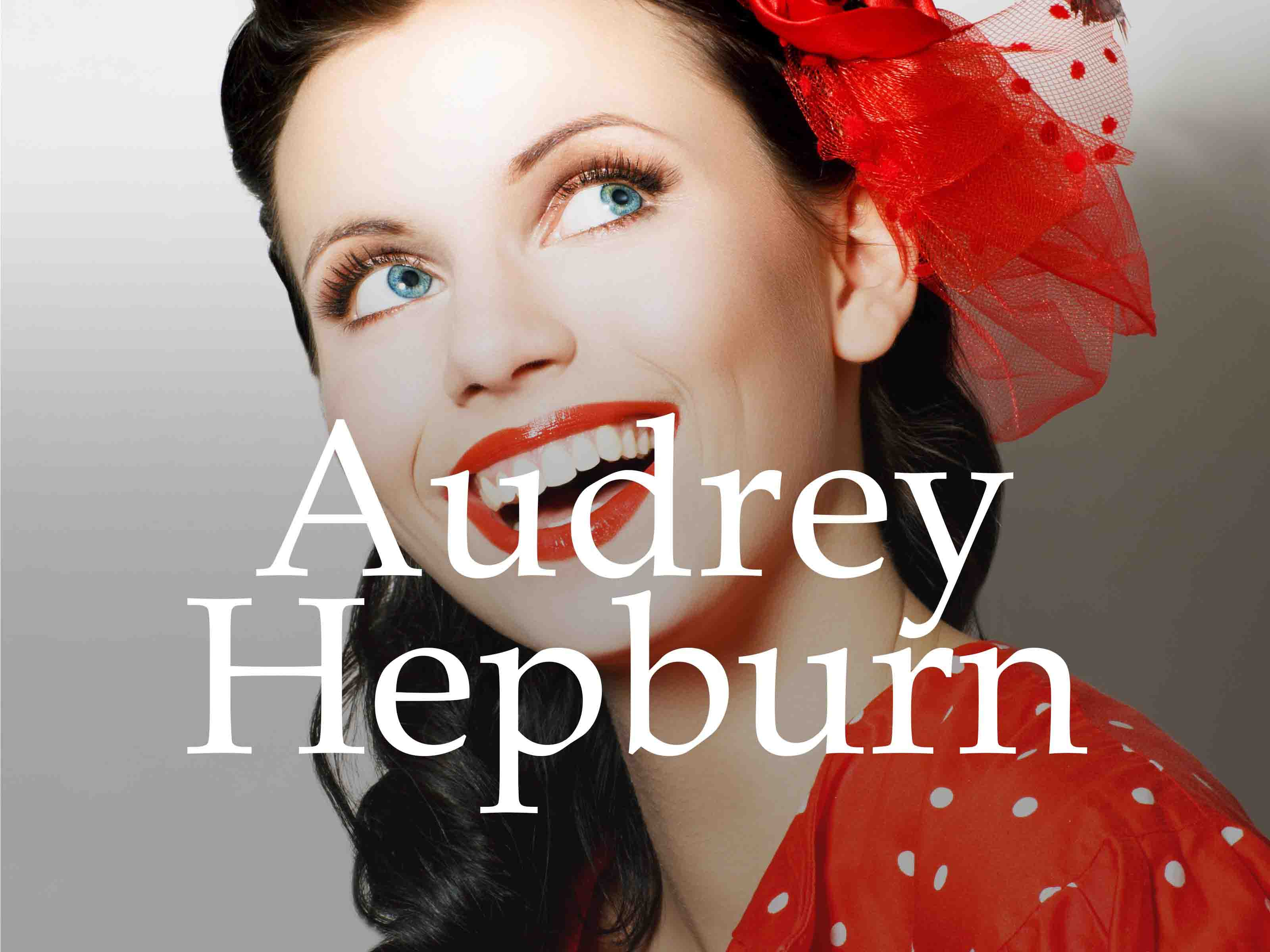 Hen Party Themes - Audrey Hepburn