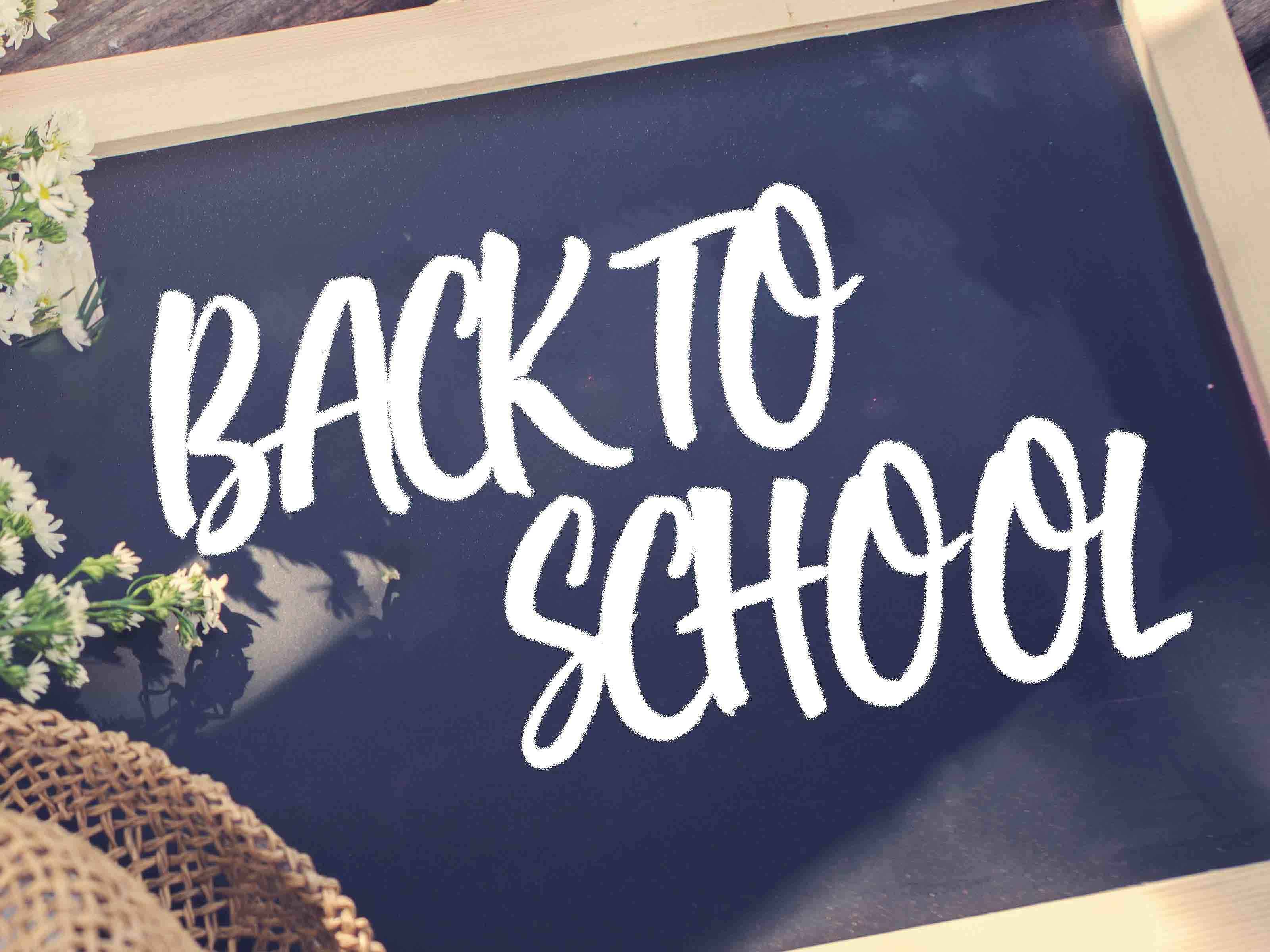 Hen Party Themes - Back to School
