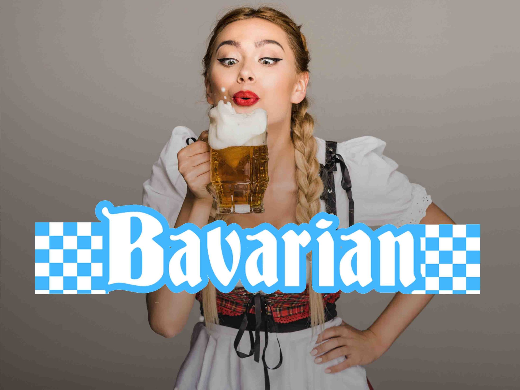 Oktoberfest - Bavarian Girls