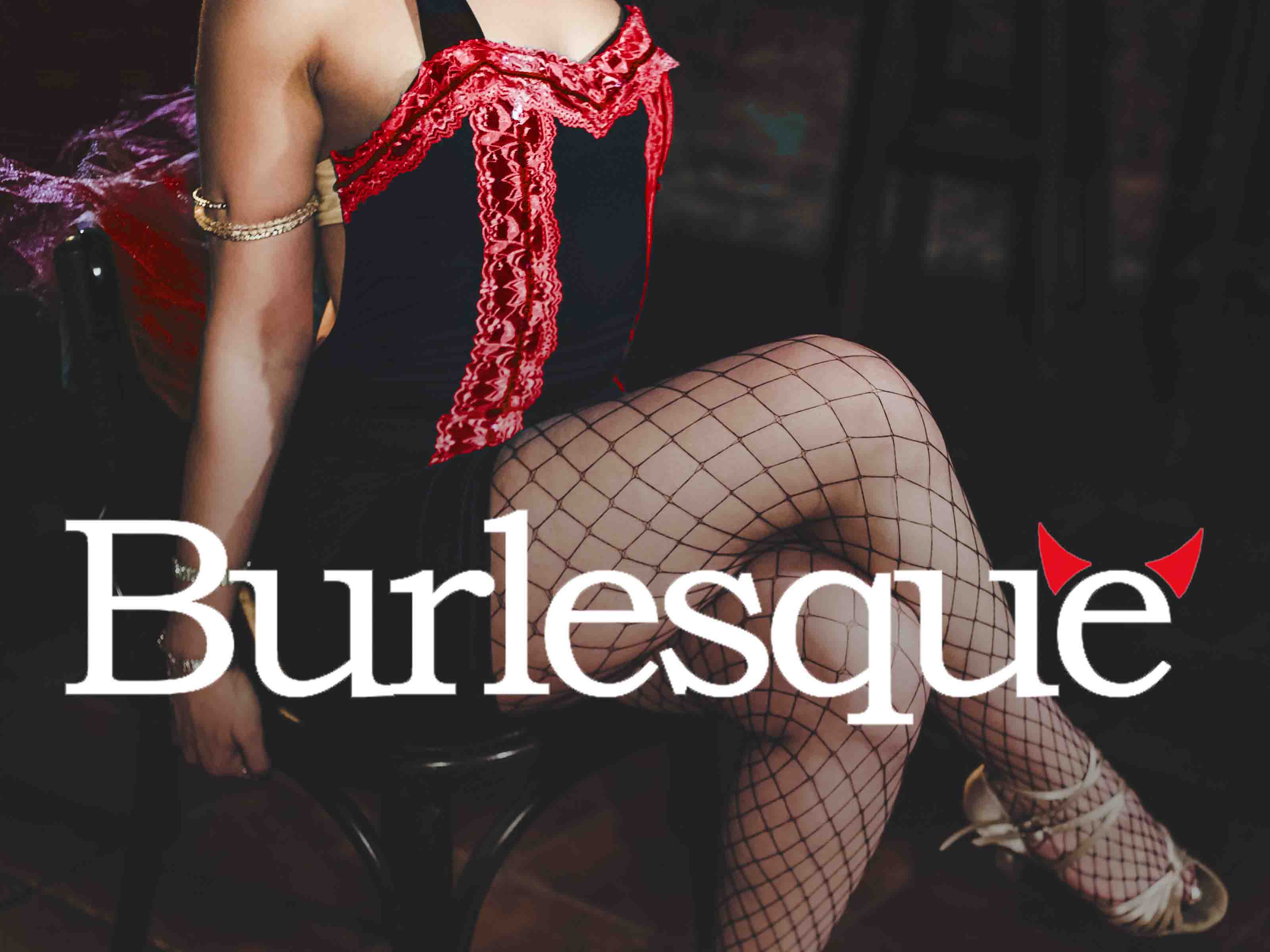 Hen Party Themes - Burlesque