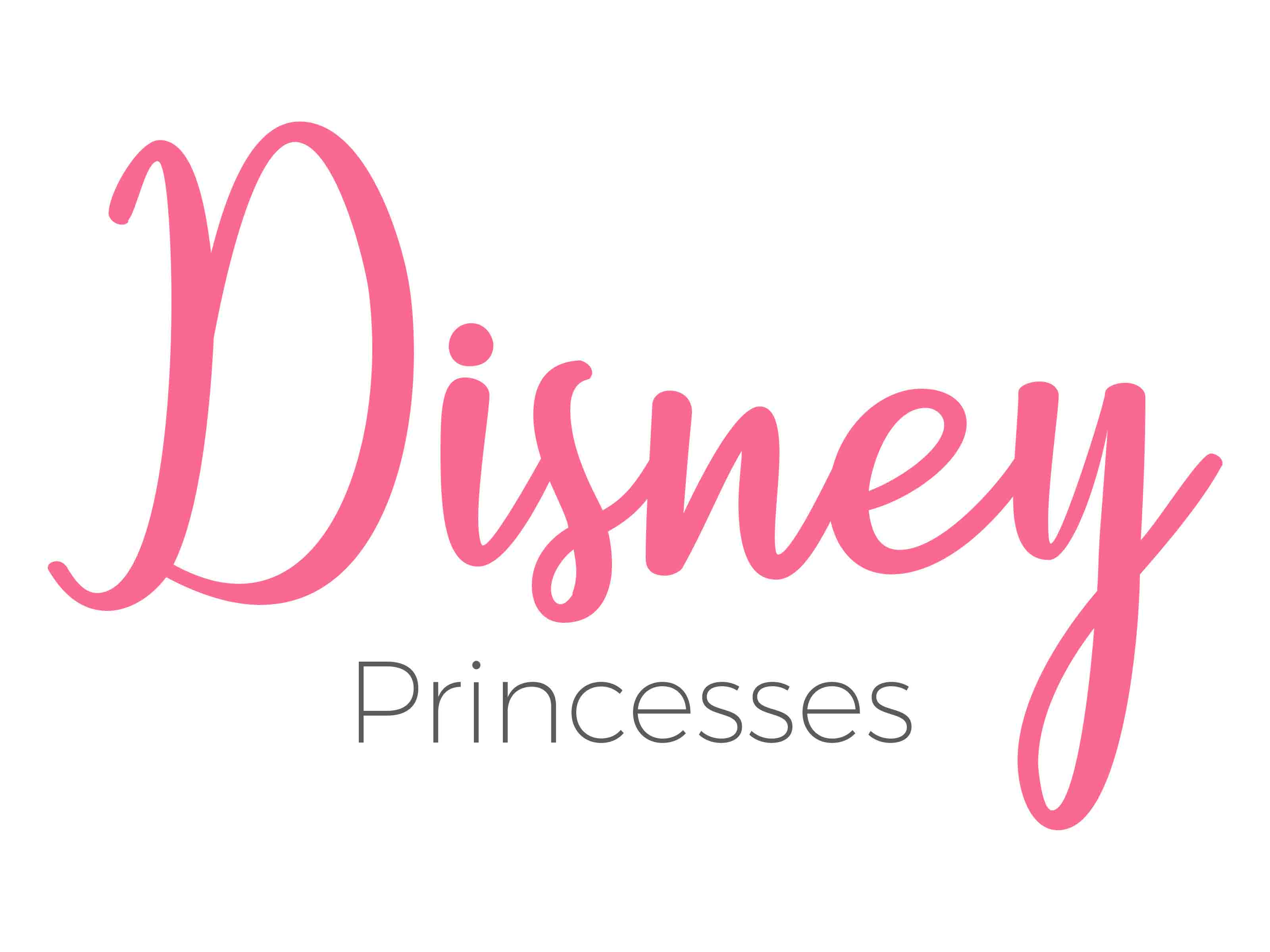 Hen Party Themes - Disney Princesses