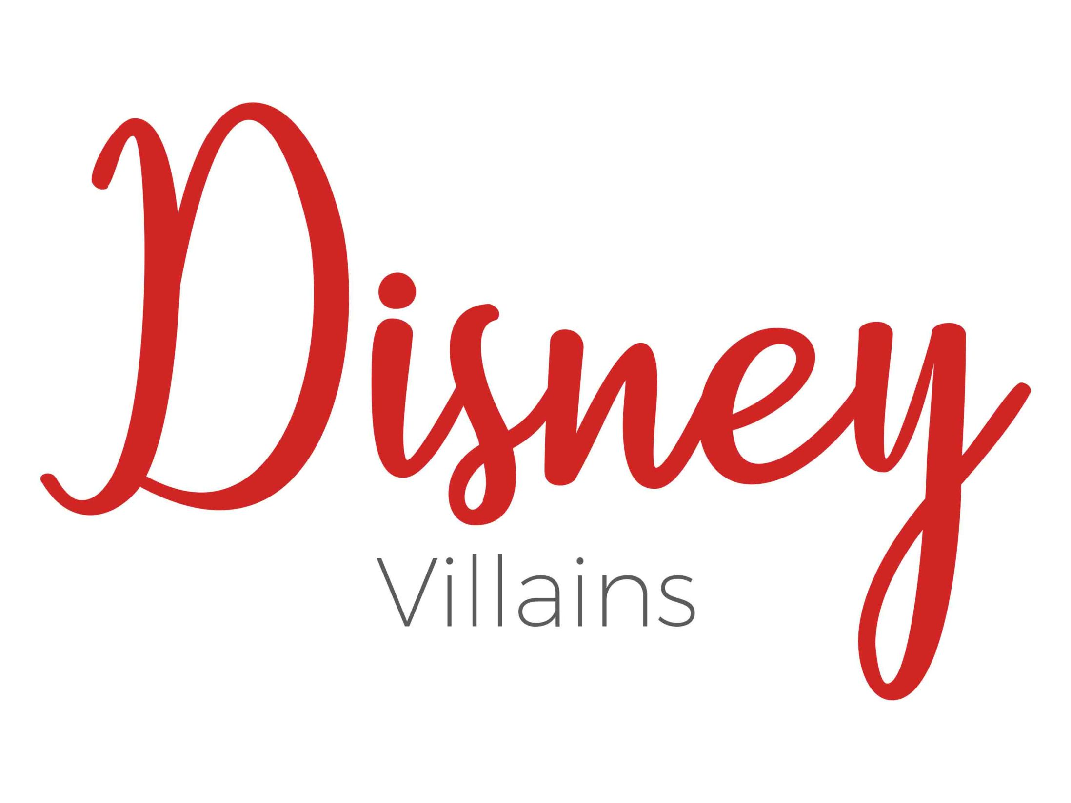 Disney Theme - Villians