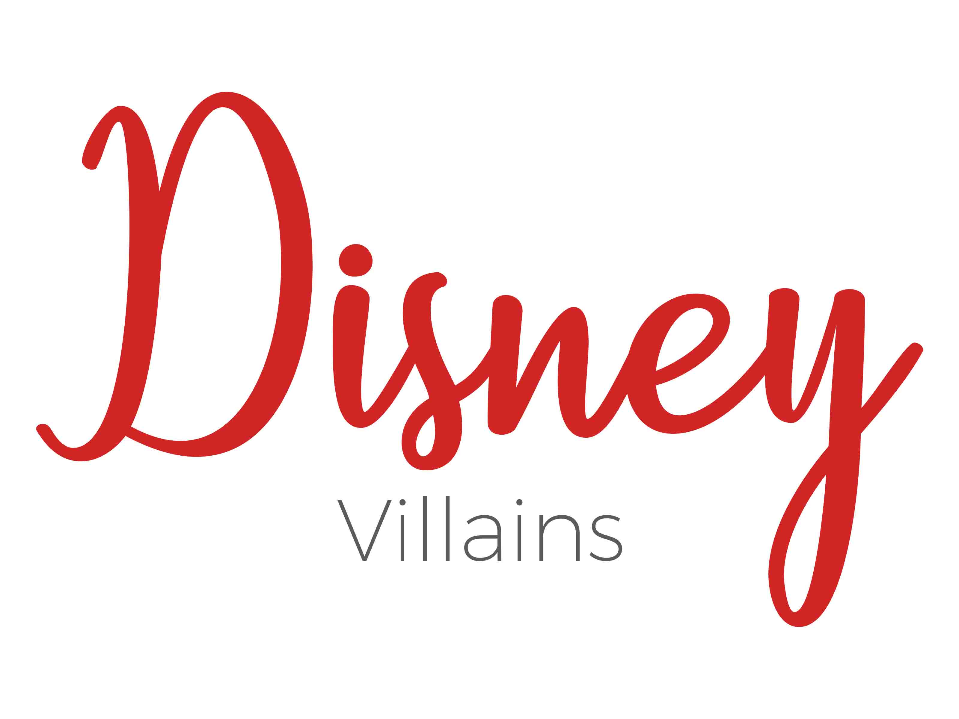 Hen Party Themes - Disney Villains