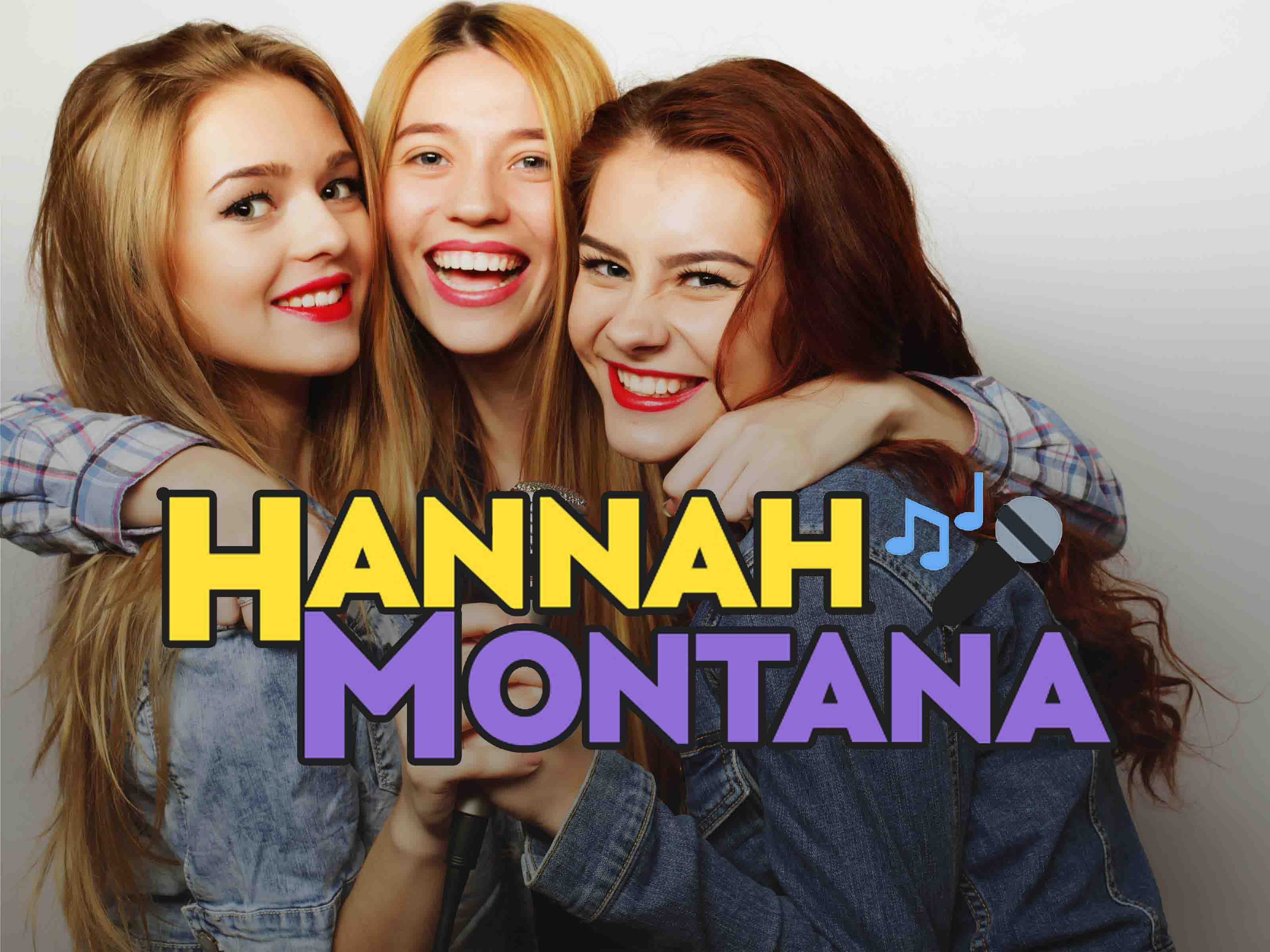 Hen Party Themes - Hannah Montana
