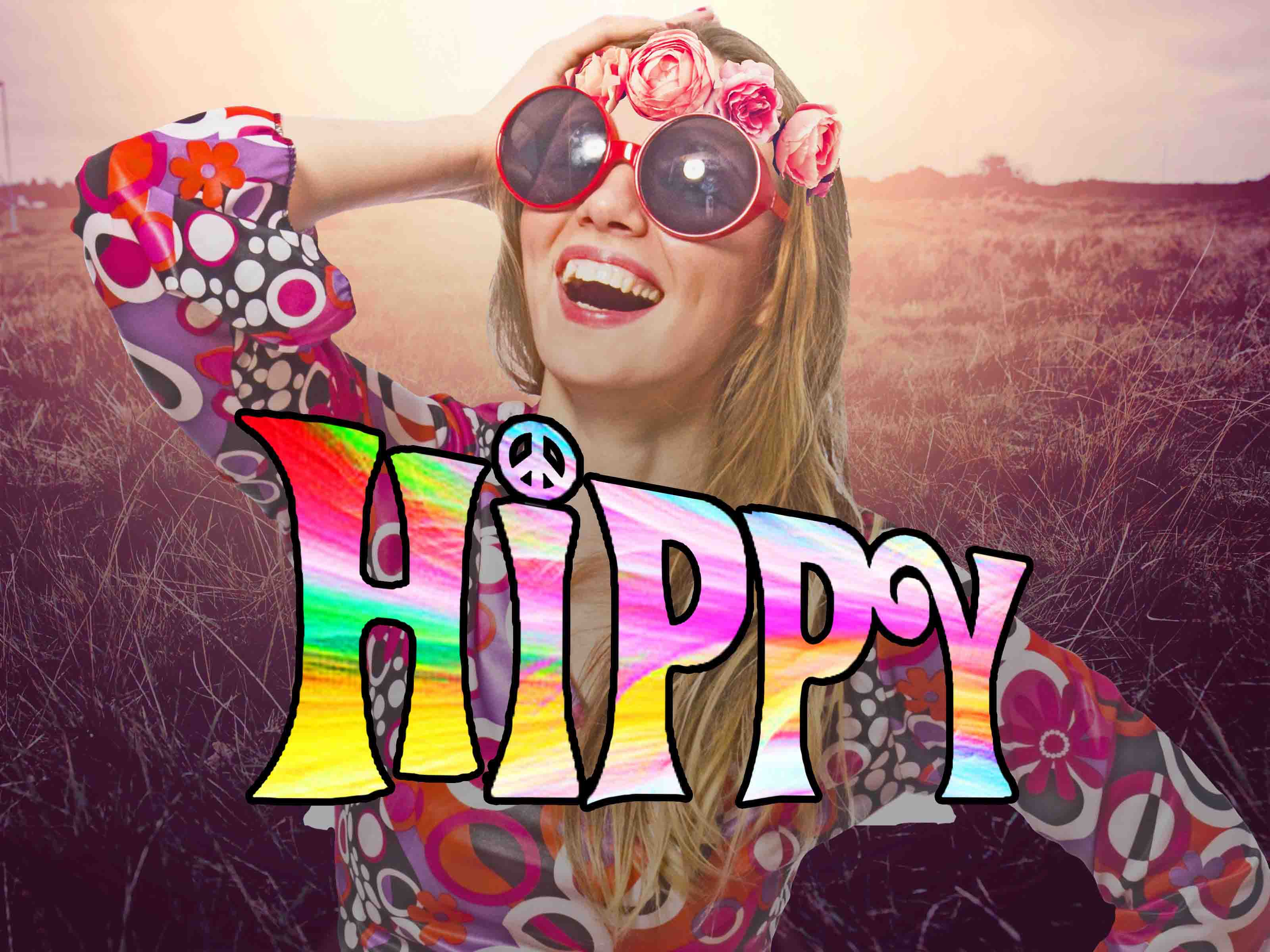 Hen Party Themes - Hippy