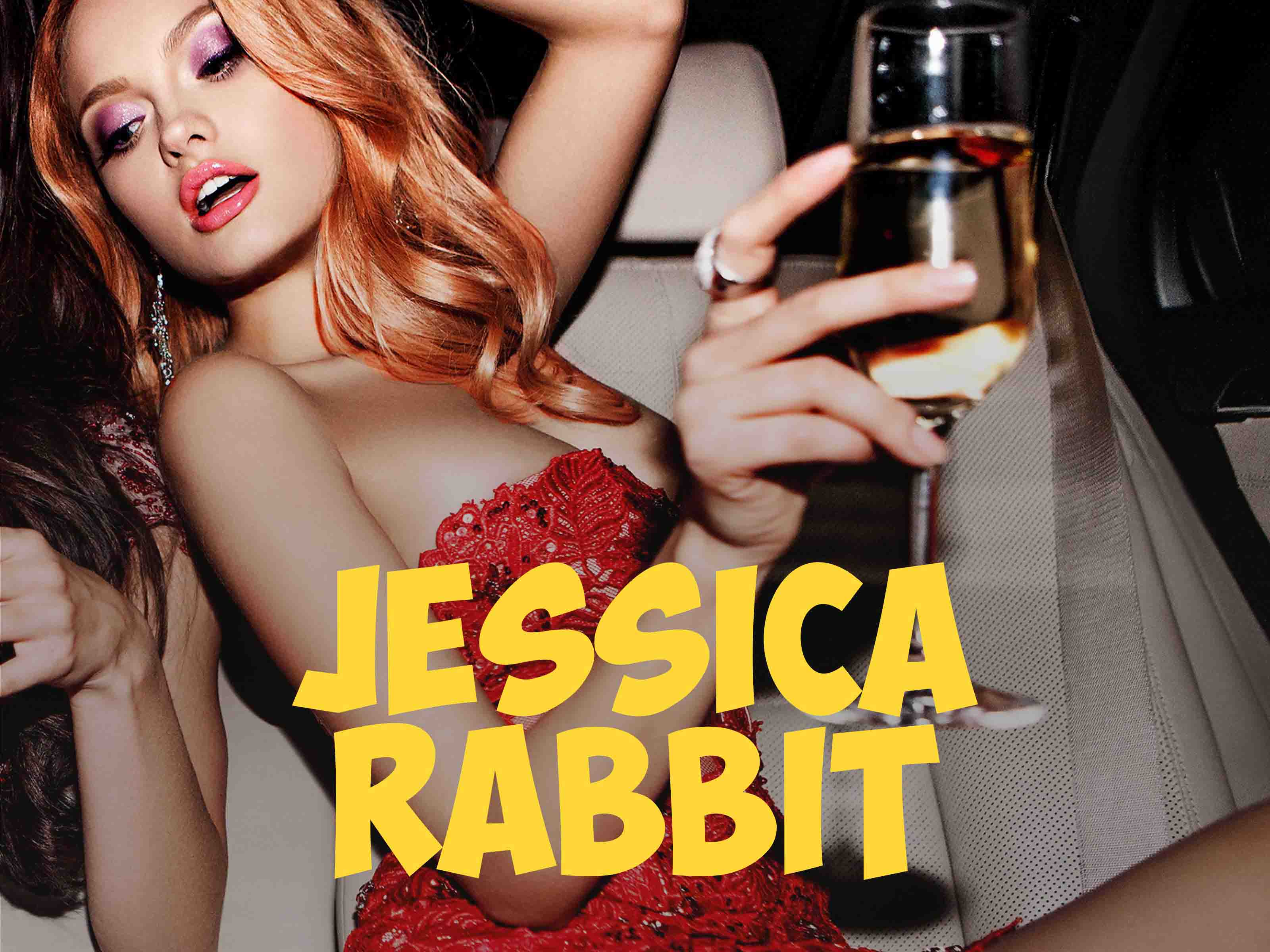 Hen Party Themes - Jessica Rabbit