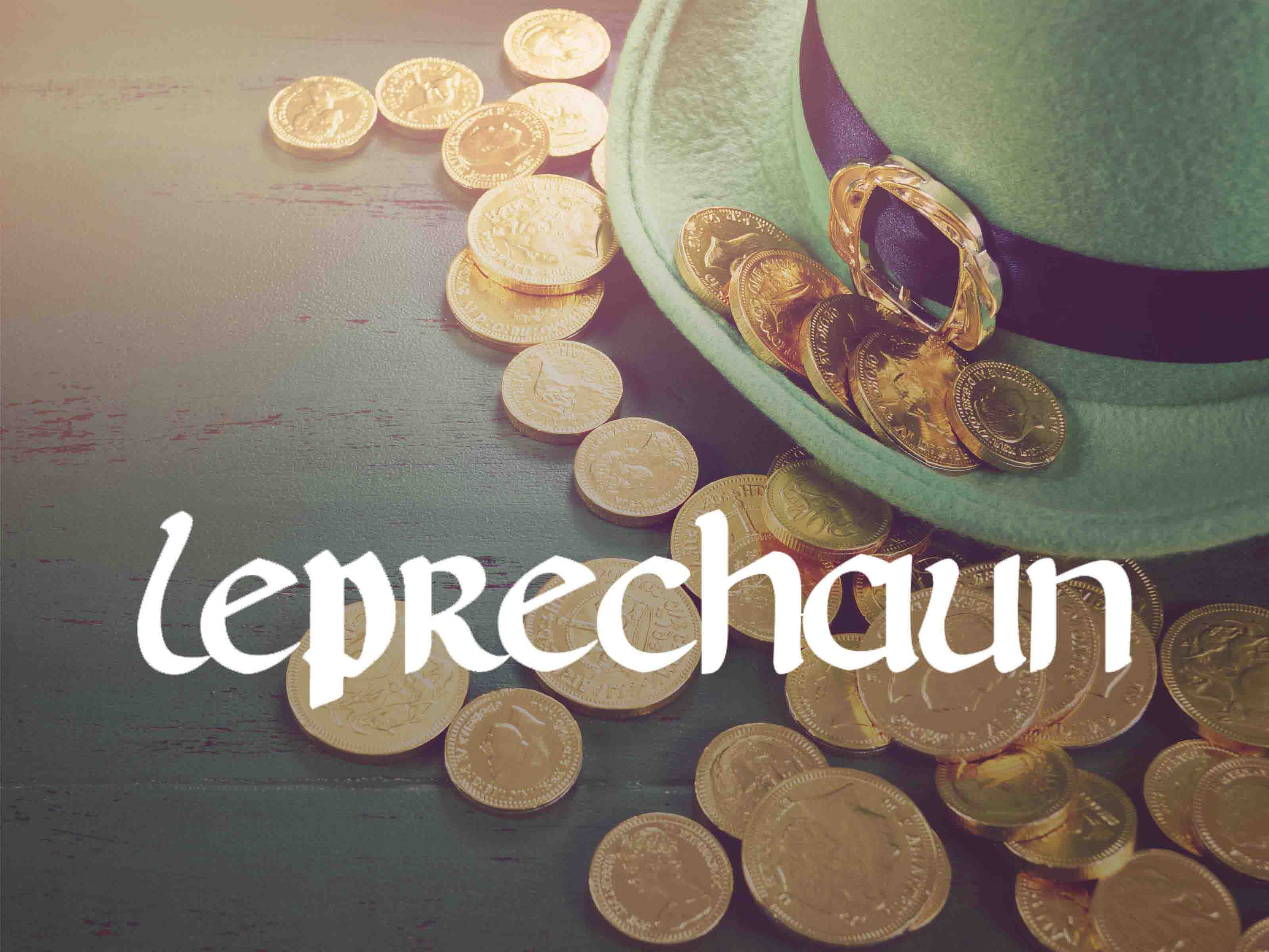 Hen Party Themes - Leprechaun