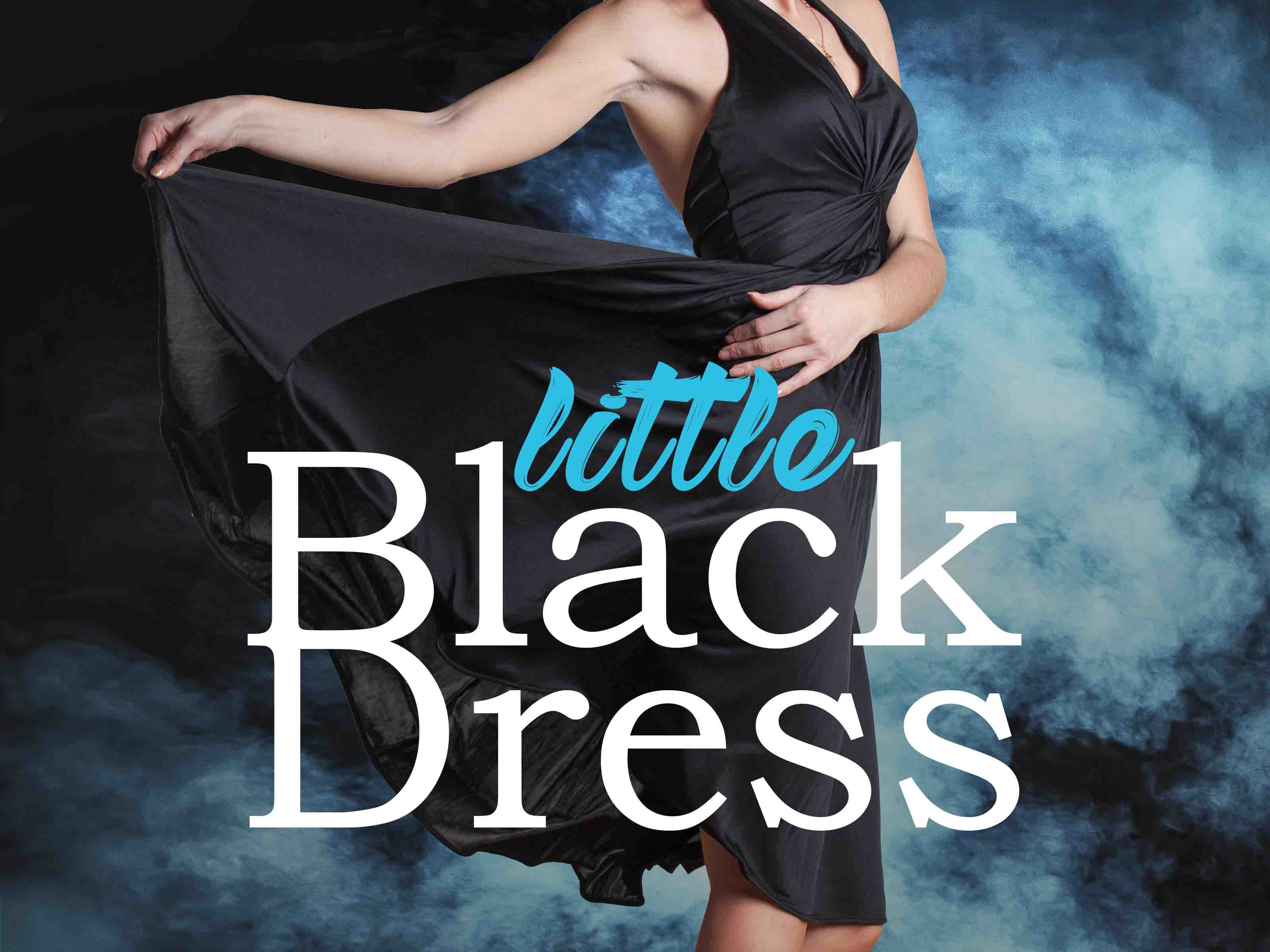 Hen Party Themes - Little Black Dress