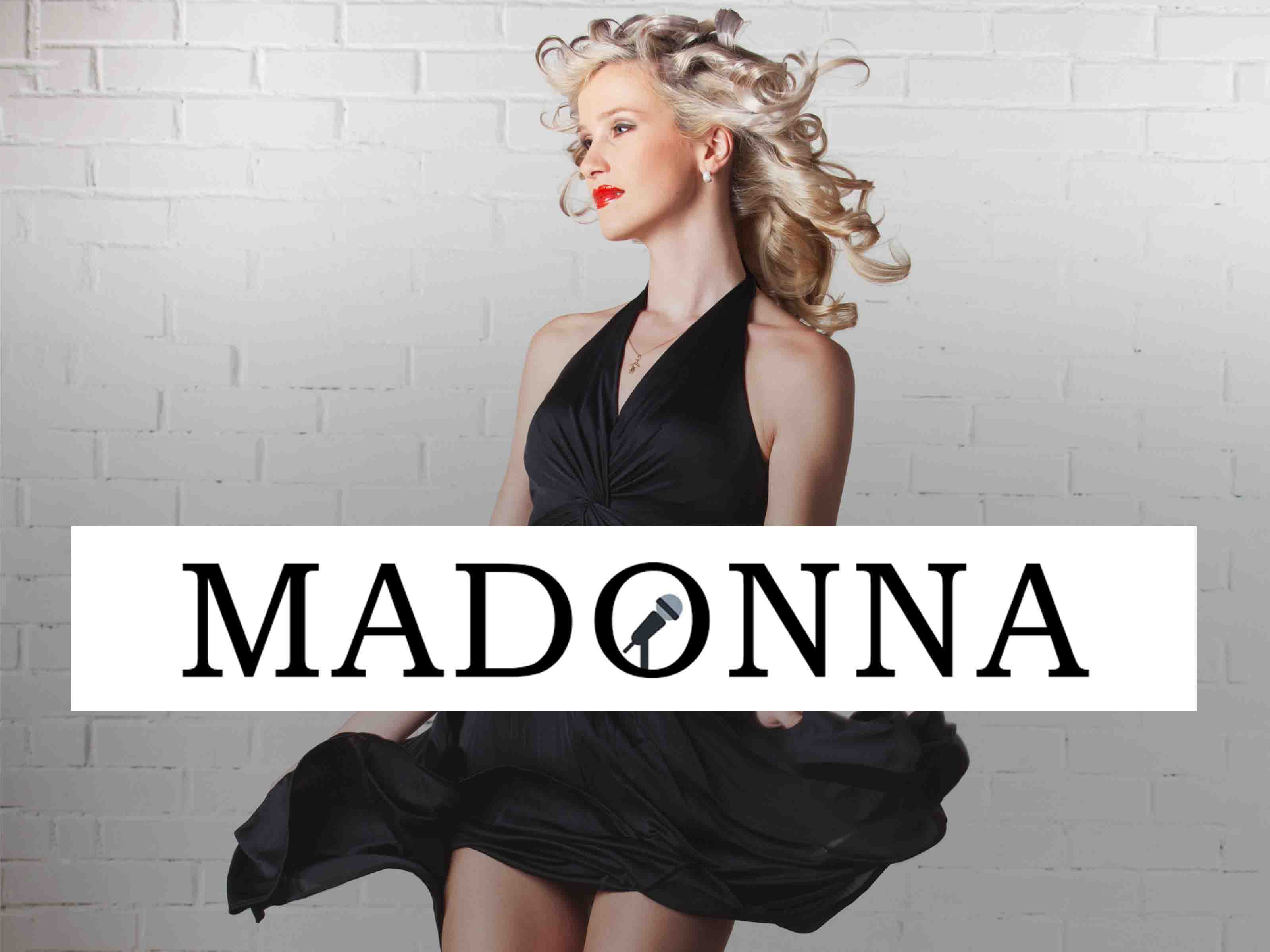 Hen Party Themes - Madonna