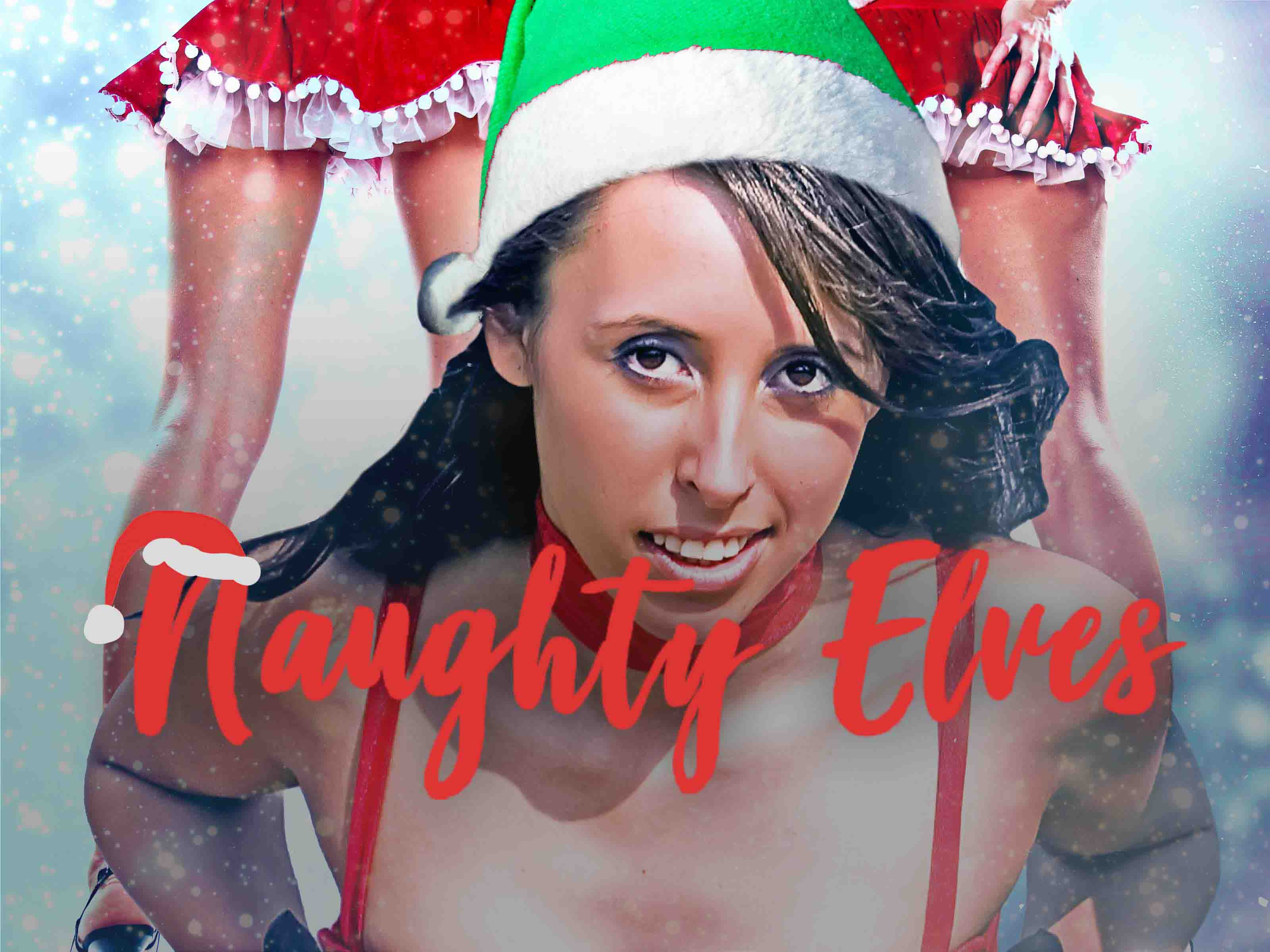 Hen Party Themes - Naughty Elves