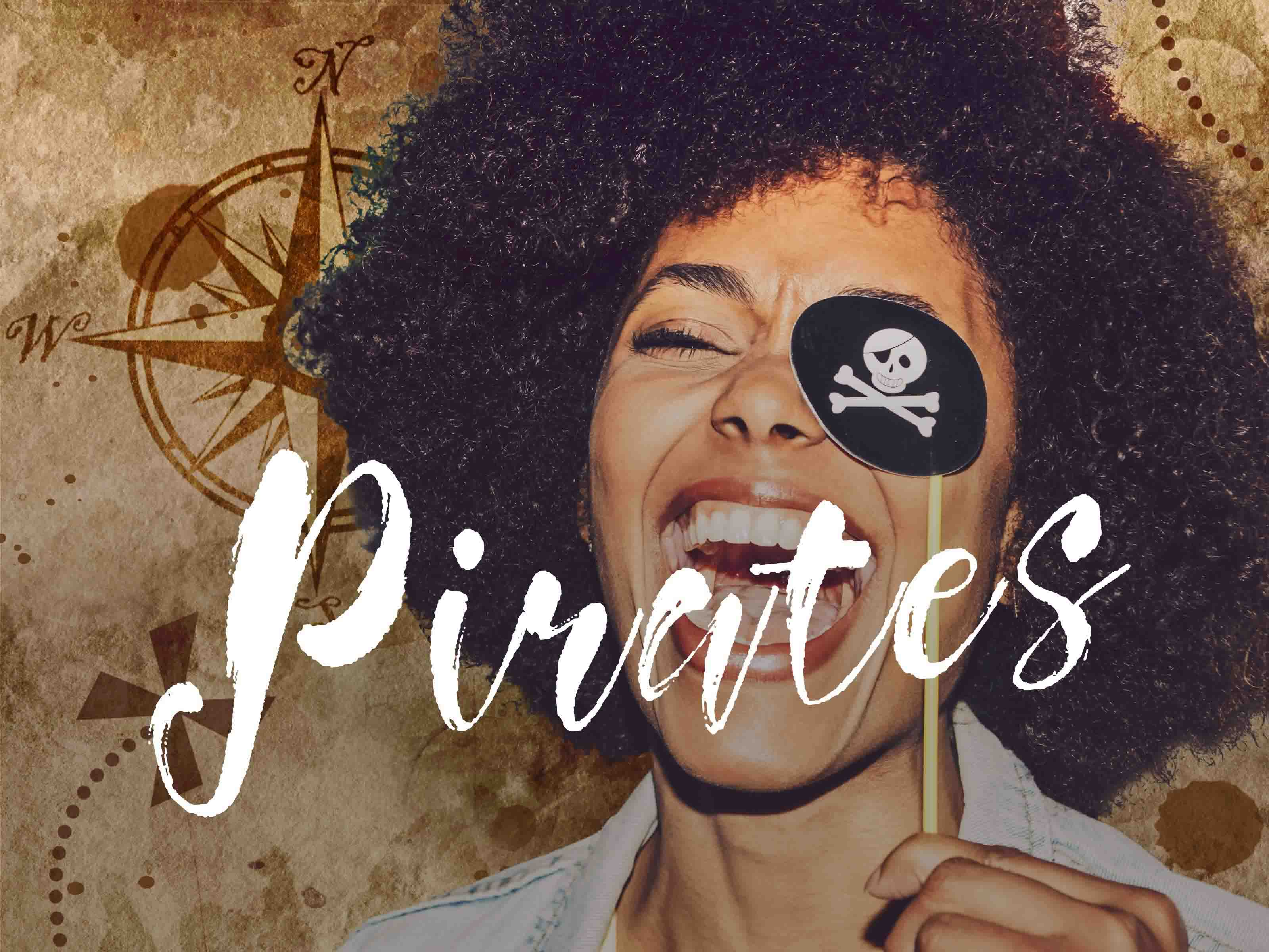 Hen Party Themes - Pirates