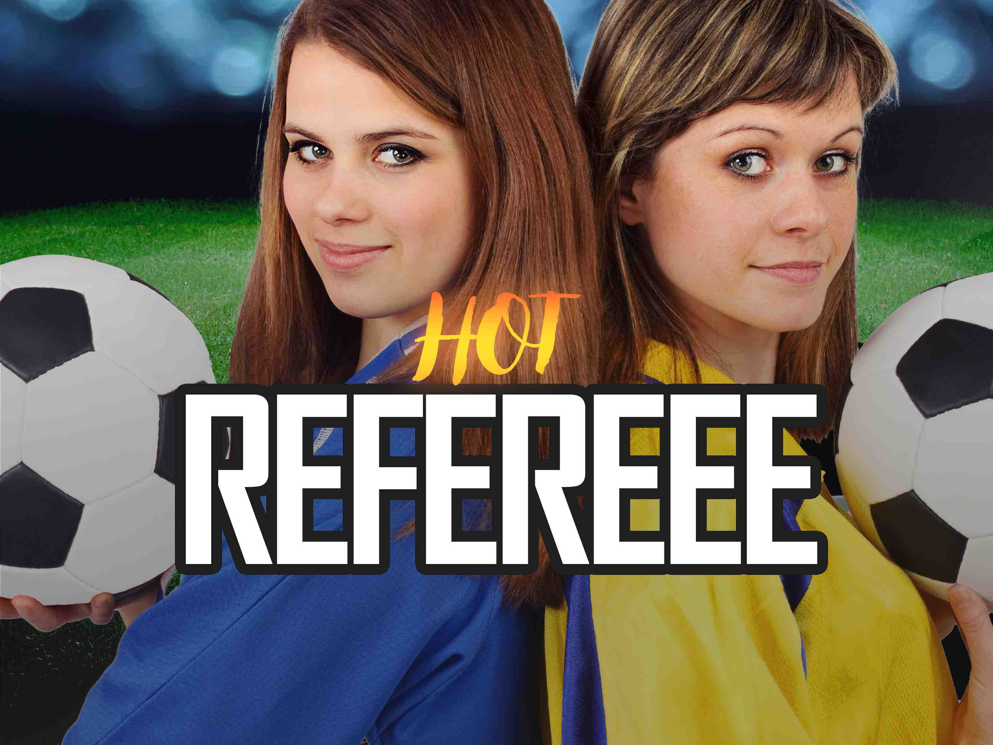 Hen Party Themes - Referee